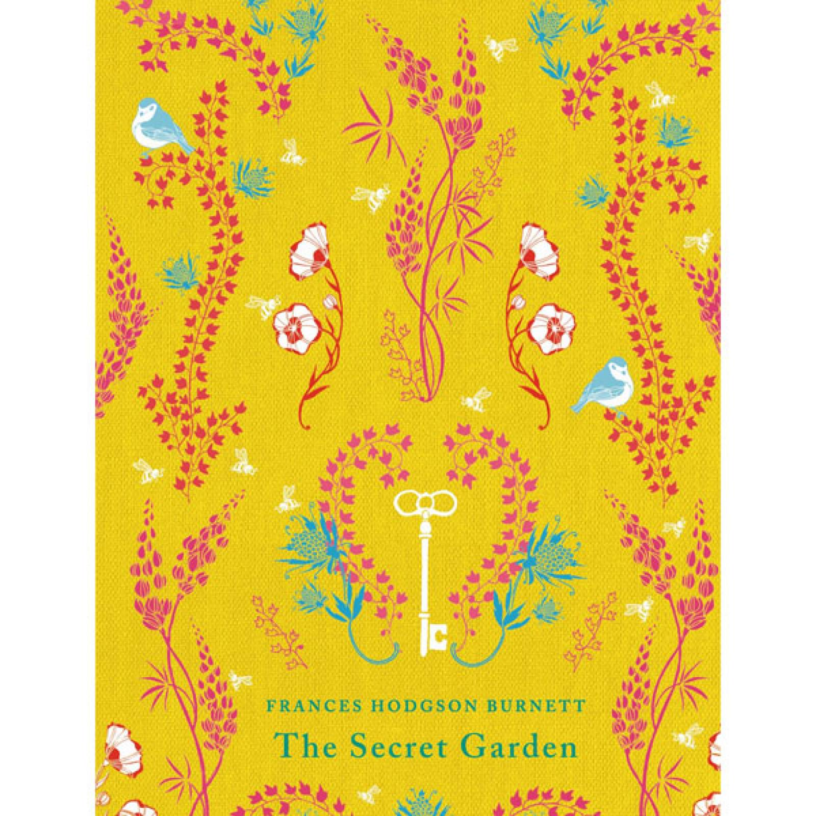 The Secret Garden Hardback Book Puffin Edition