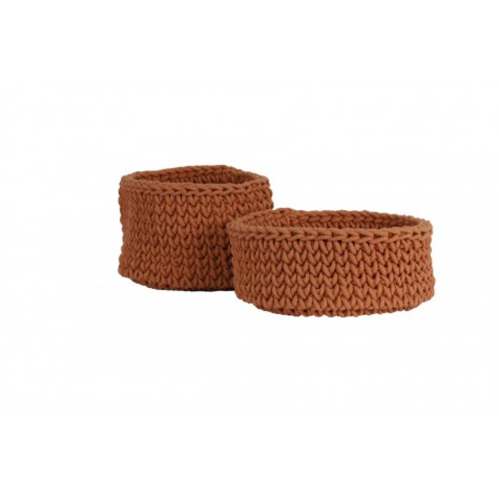 Abari Terra Baskets x Set of 2 (diff sizes together)