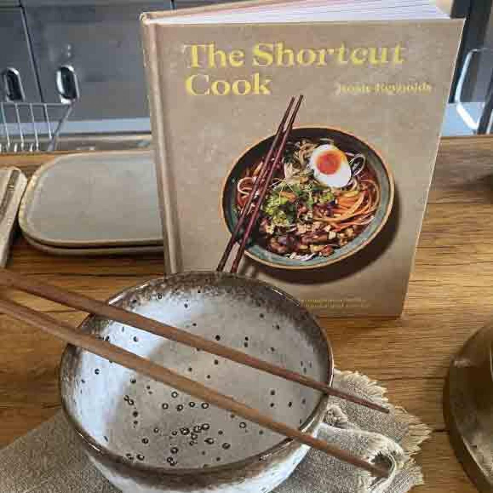 The Shortcut Cook - Hardback Book thumbnails