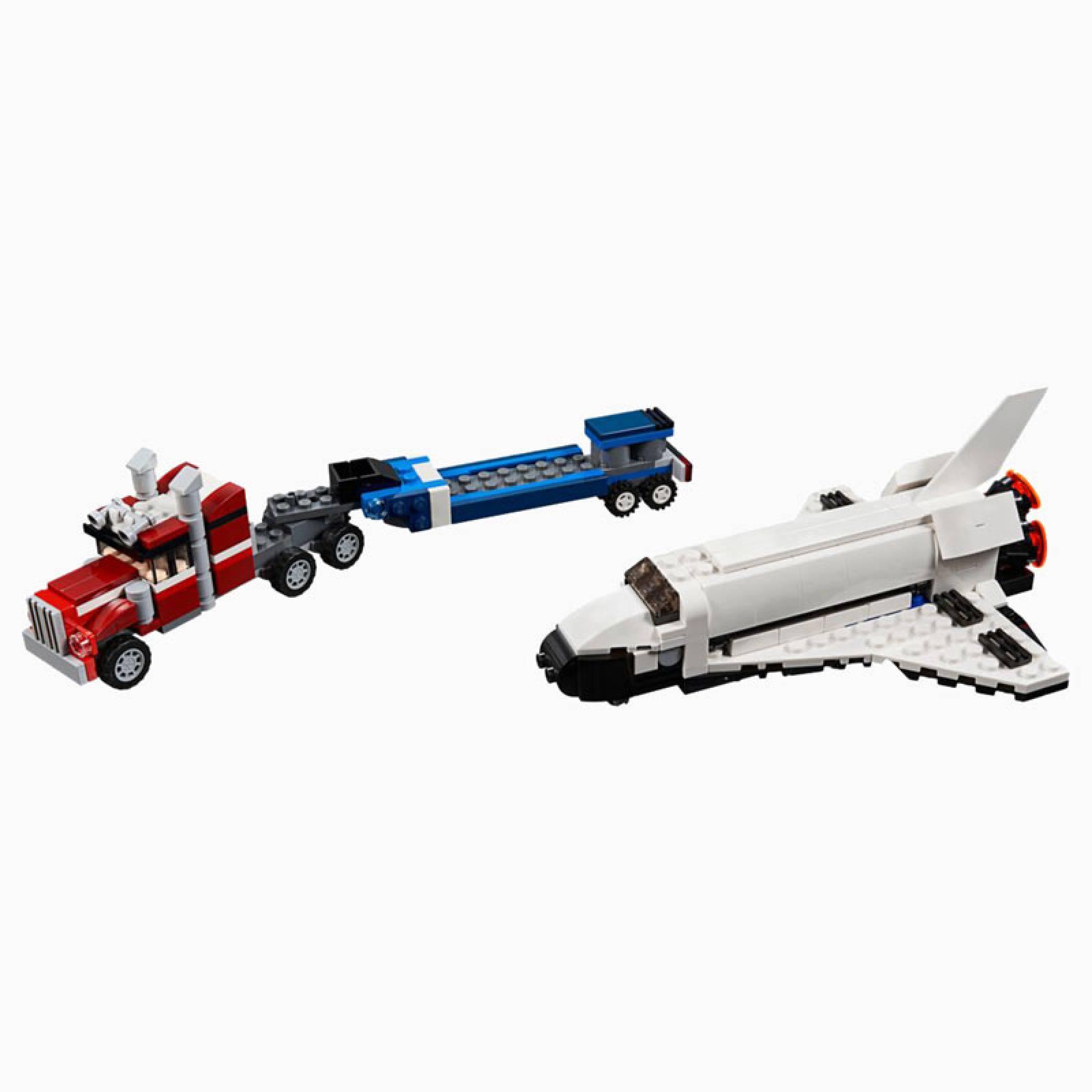 LEGO® Creator Shuttle Transporter 31091 thumbnails