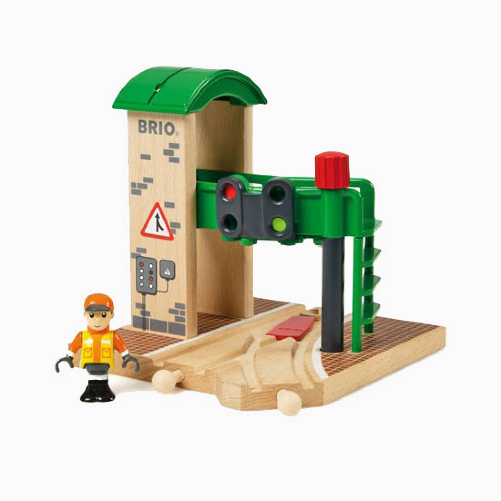 Signal Station BRIO Wooden Railway Age 3+ thumbnails