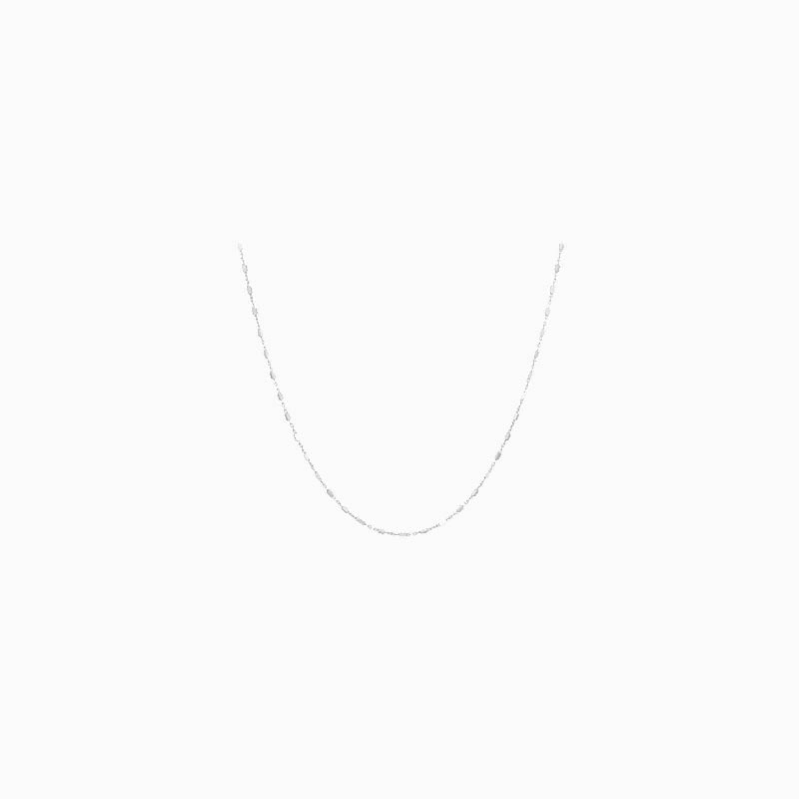 Silver Thea Necklace By Pernille Corydon