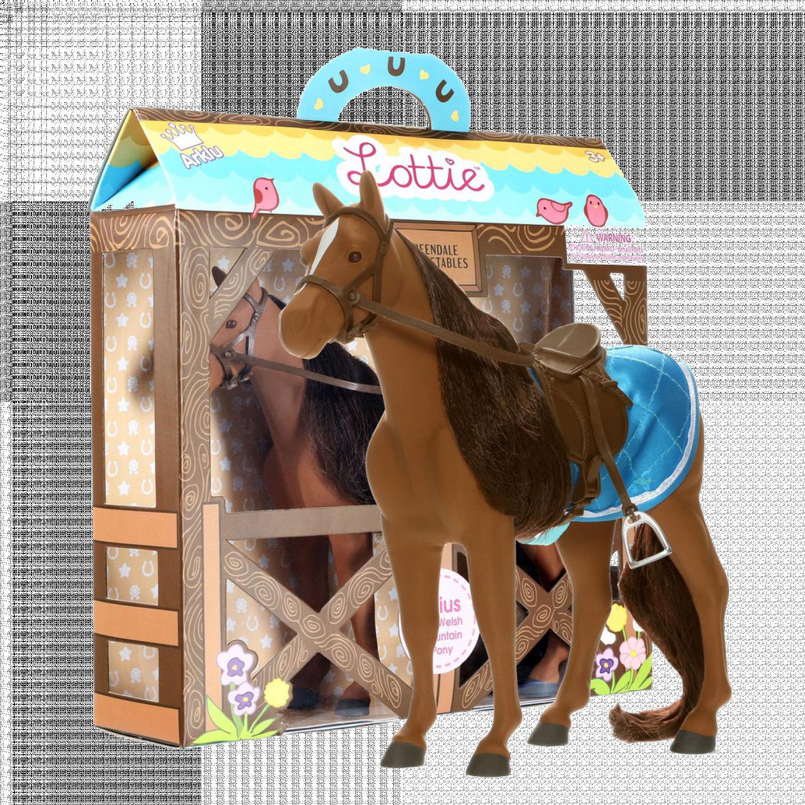 Sirius The Welsh Mountain Pony Lottie Dolls