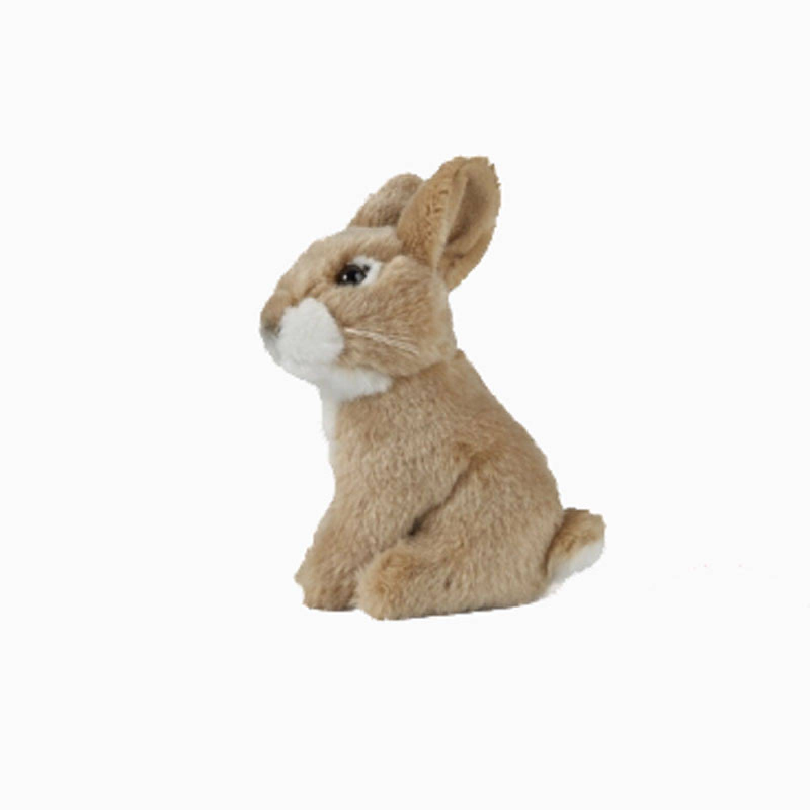 Sitting Baby Rabbit Soft Toy 18cm