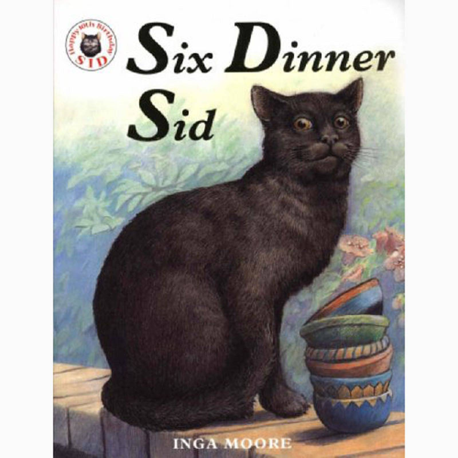 Six Dinner Sid - Paperback Book thumbnails