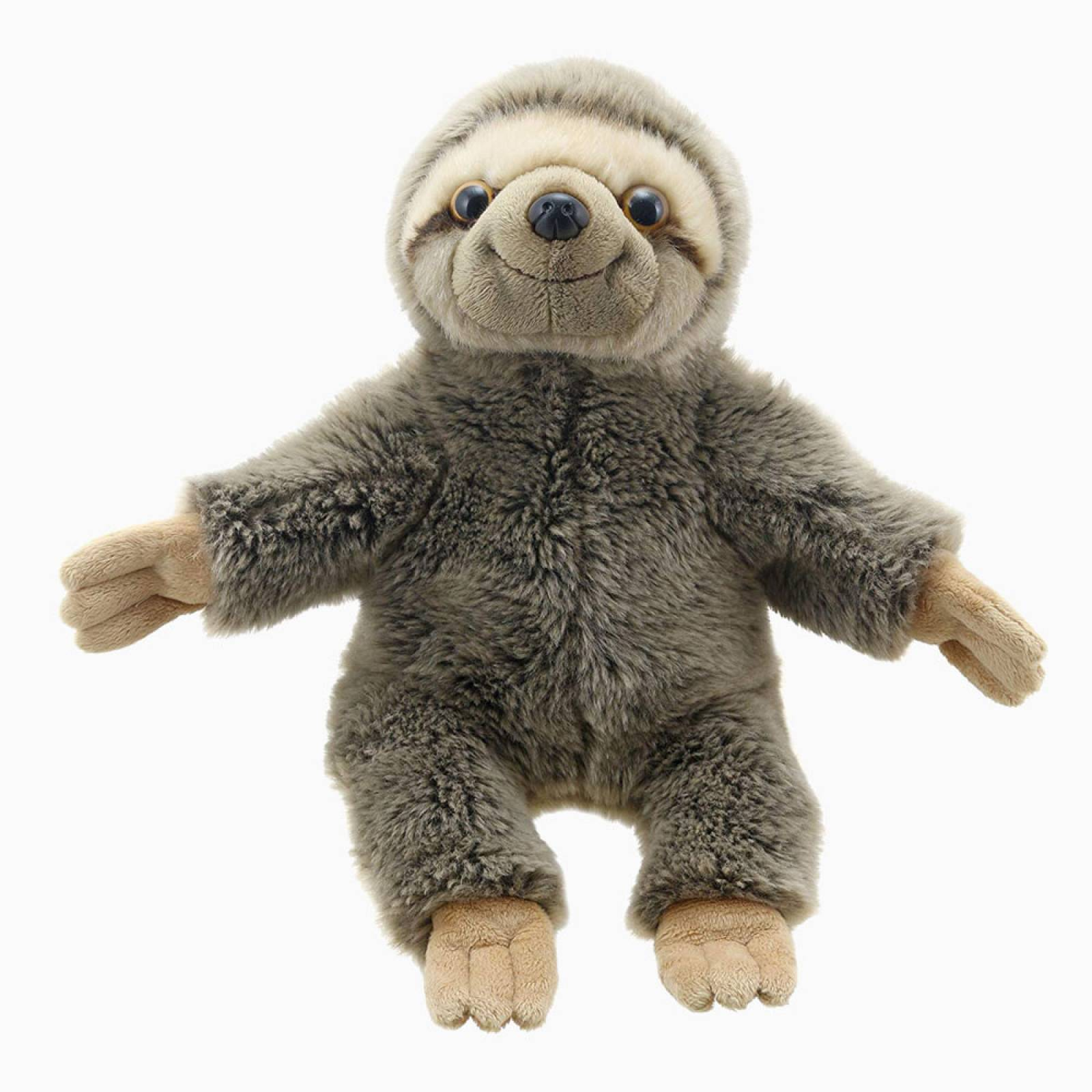 Sloth - Full Bodied Puppet 35cm 1+