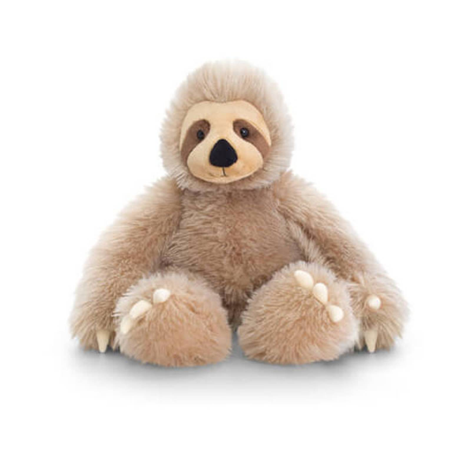 Sloth Soft Toy With Velcro Hands 26cm