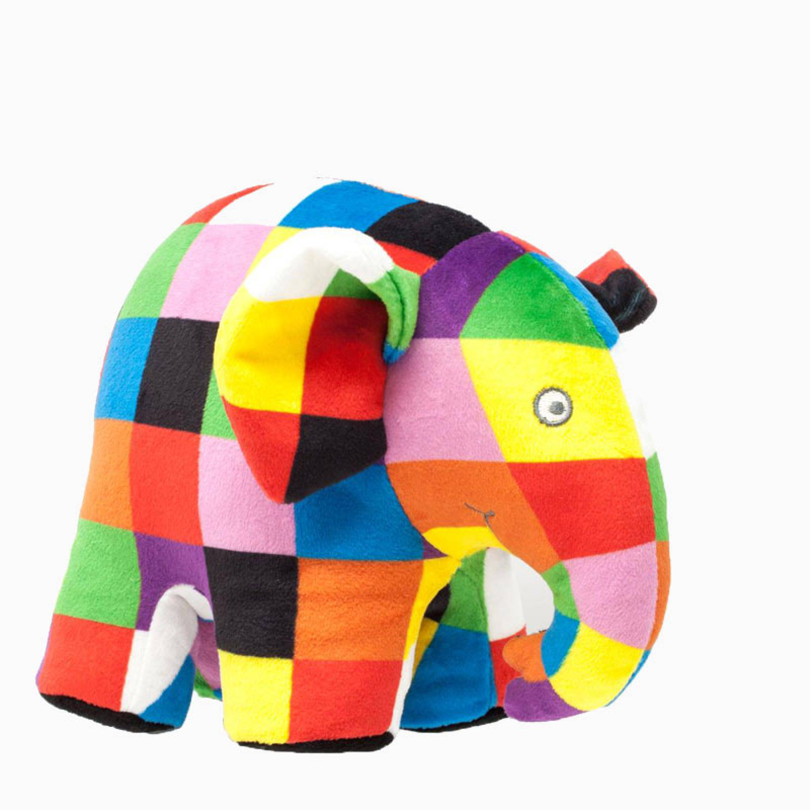Elmer Soft Toy 0+