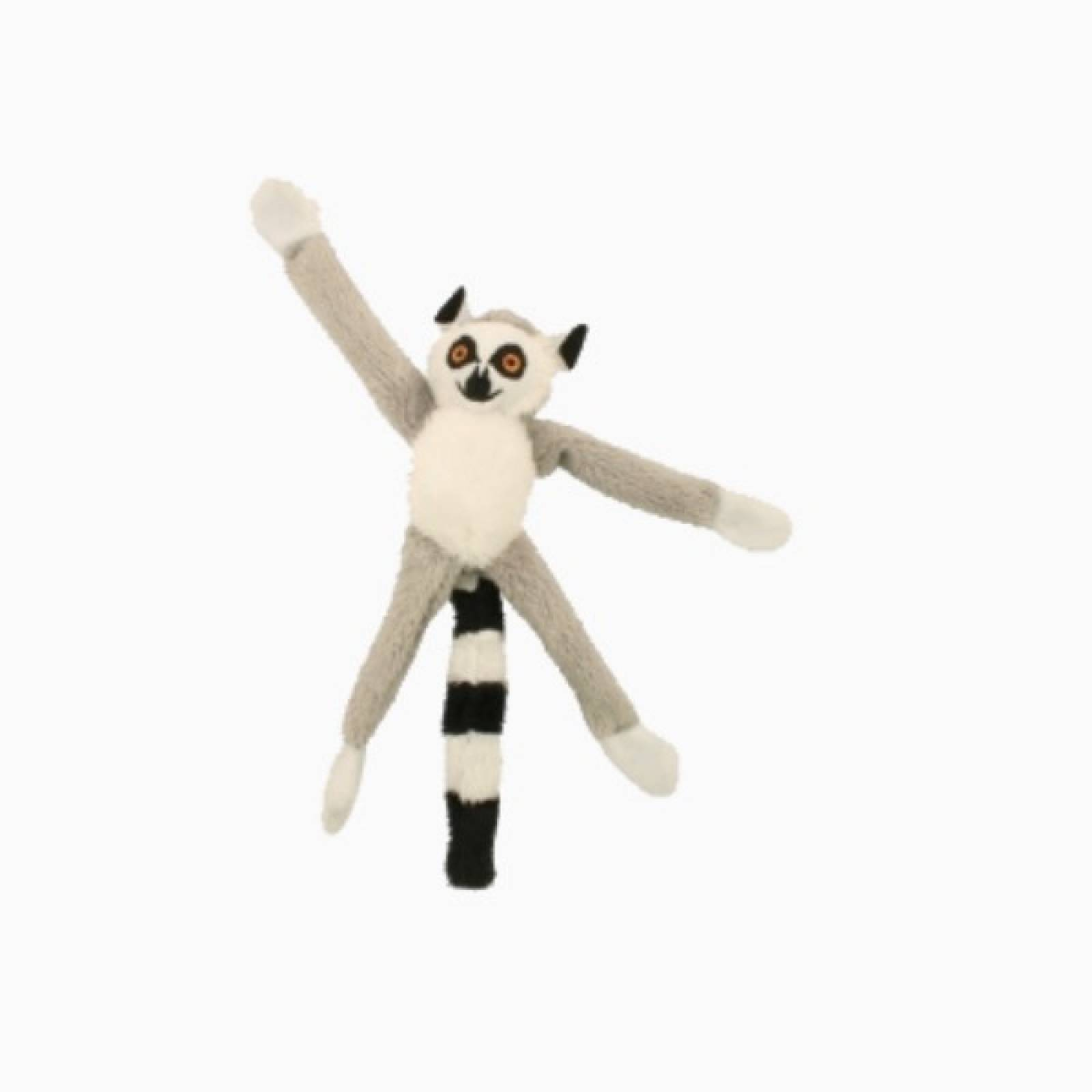 Small Lemur Magnet Mate Soft Toy