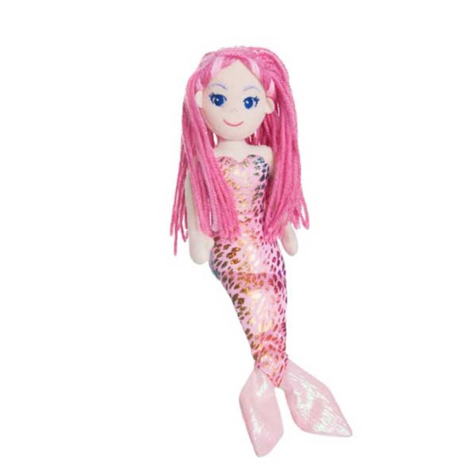 Maryn Mermaid Sea Sprite Soft Toy 26cm