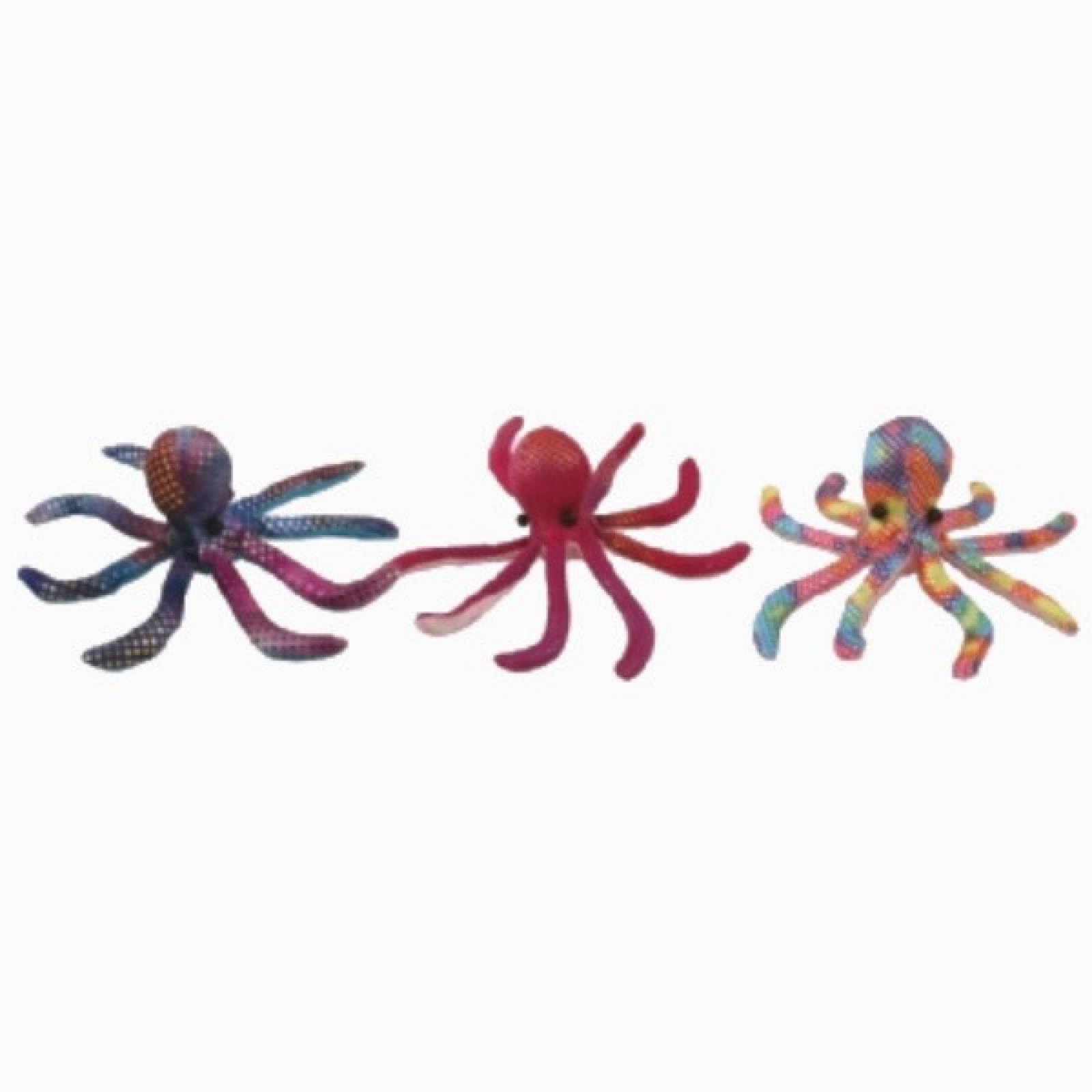 Small Octopus Sandimal Toy 3+