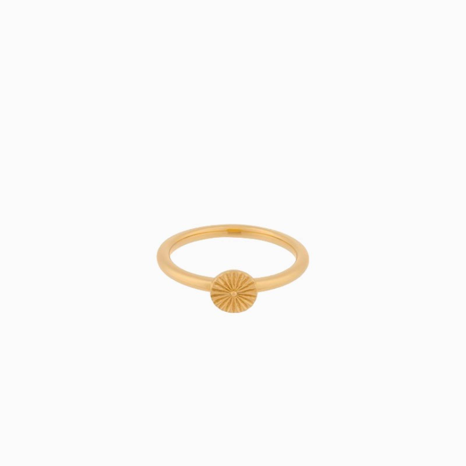 Small Sun Ring In Gold By Pernille Corydon thumbnails