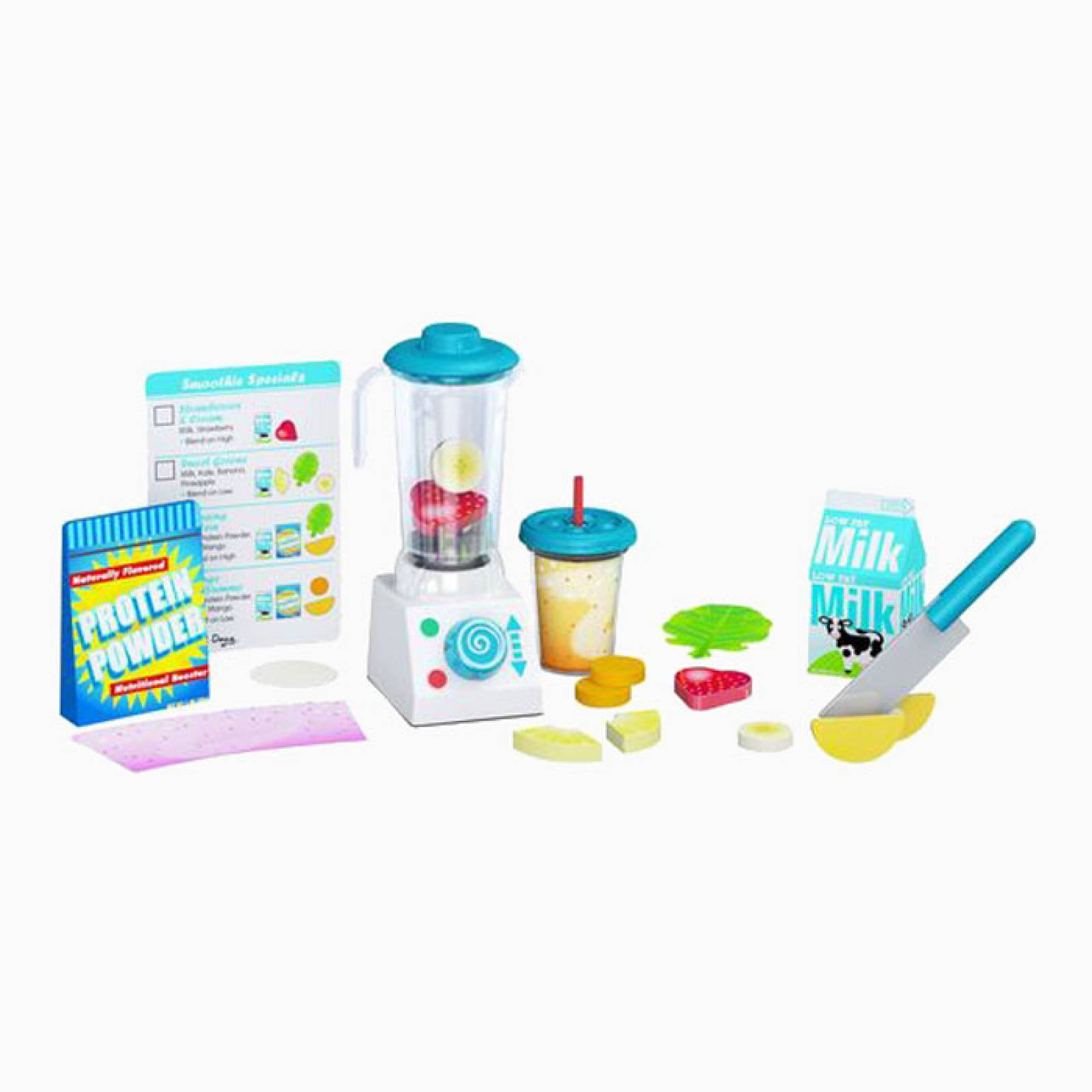 Toy Smoothie Maker Set By Melissa + Doug 3+ thumbnails
