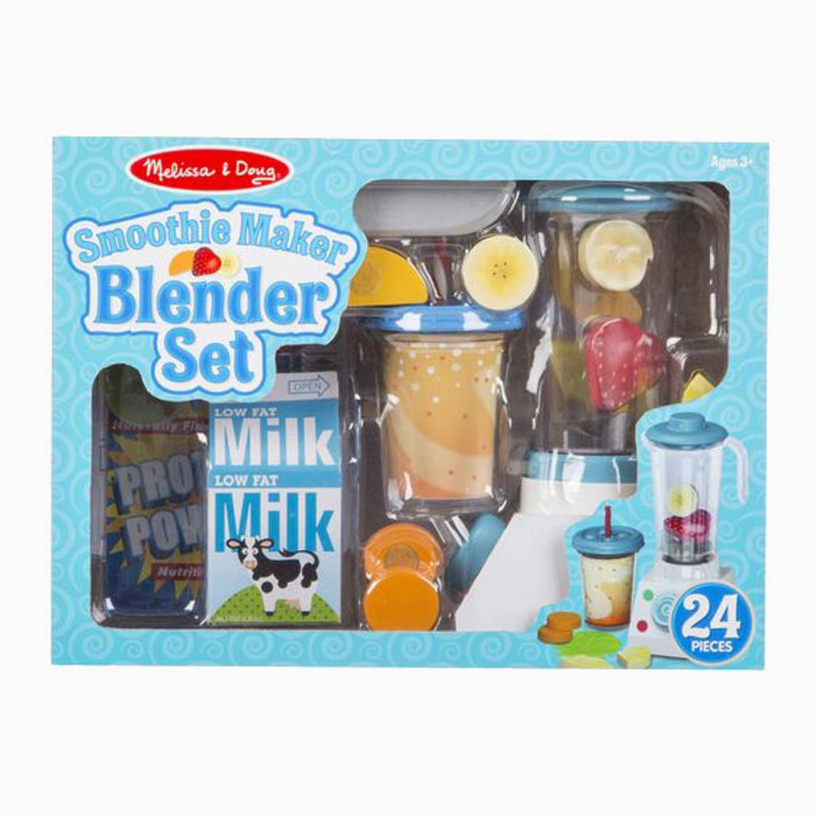Toy Smoothie Maker Set By Melissa + Doug 3+