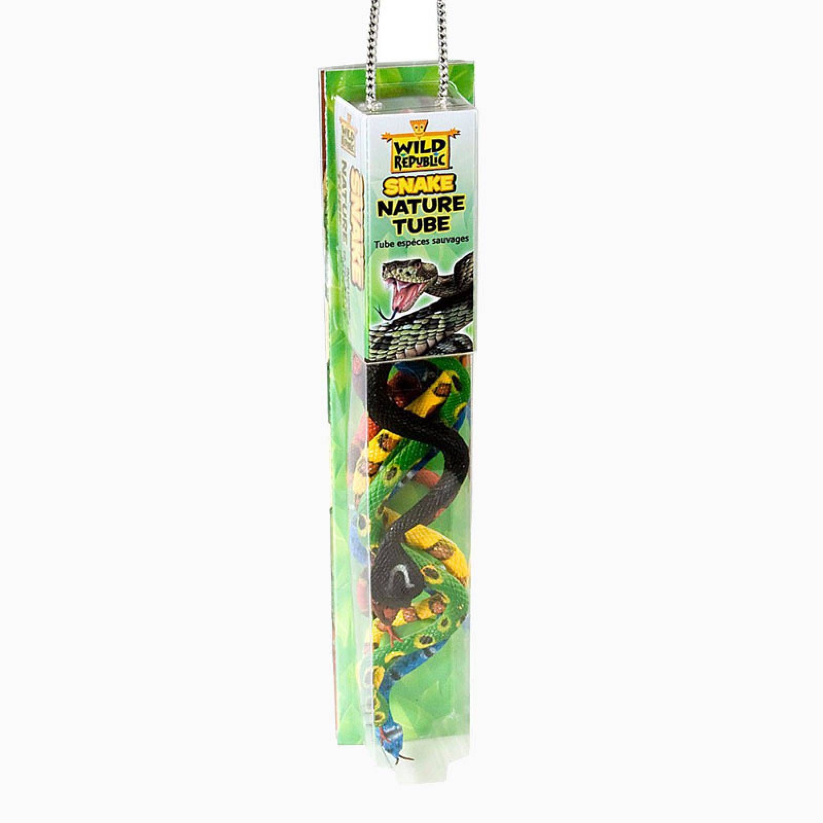Snake Nature Tube And Playmat