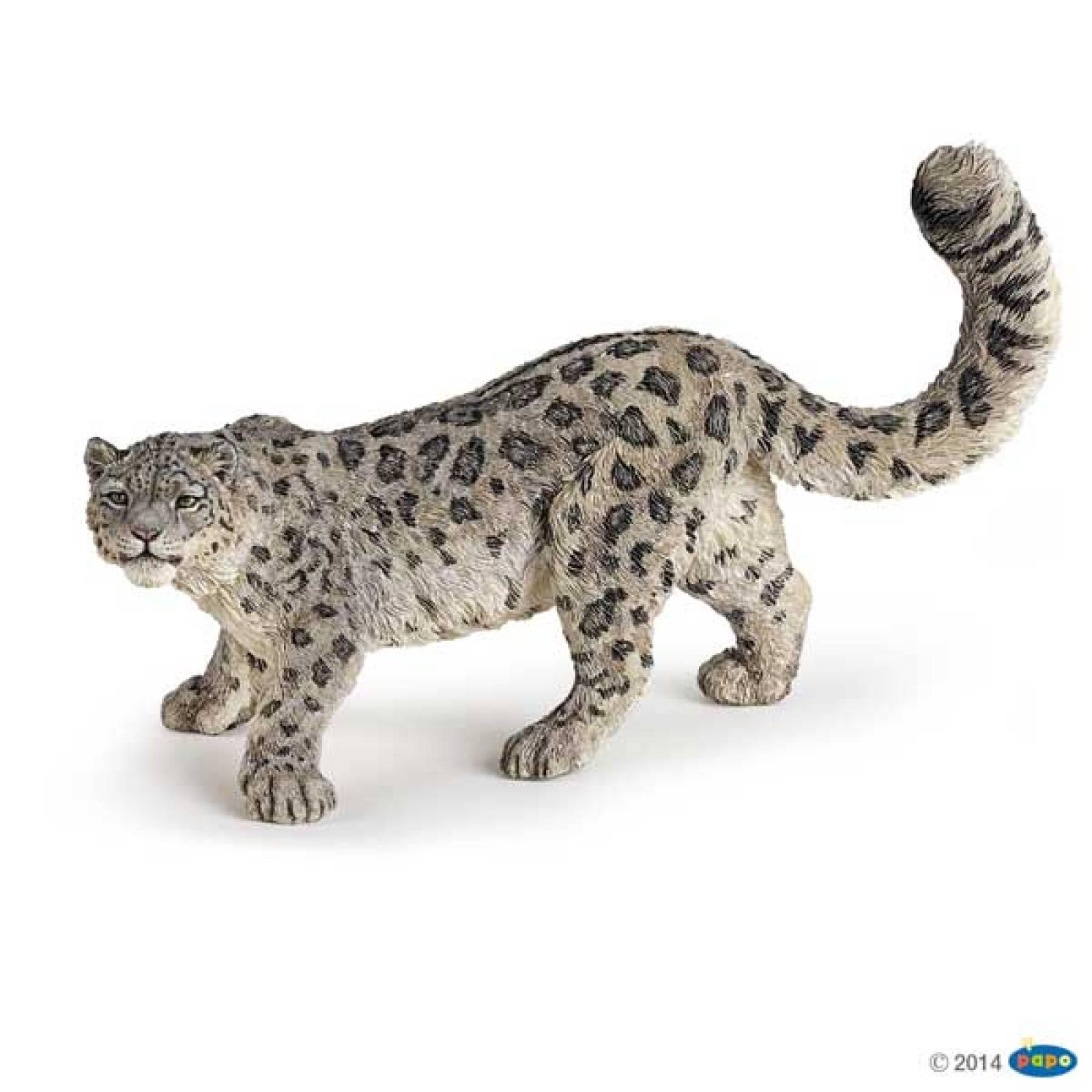 Snow Leopard PAPO WILD ANIMAL