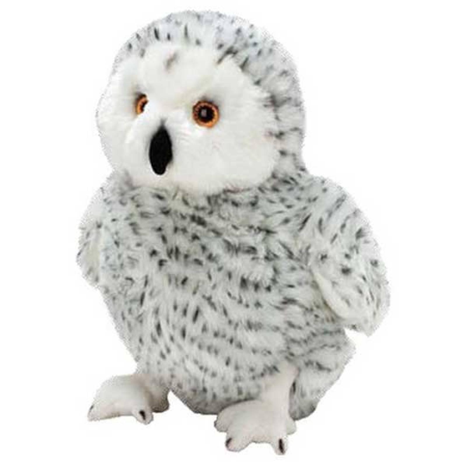 Snowy Owl Soft Toy 27cm