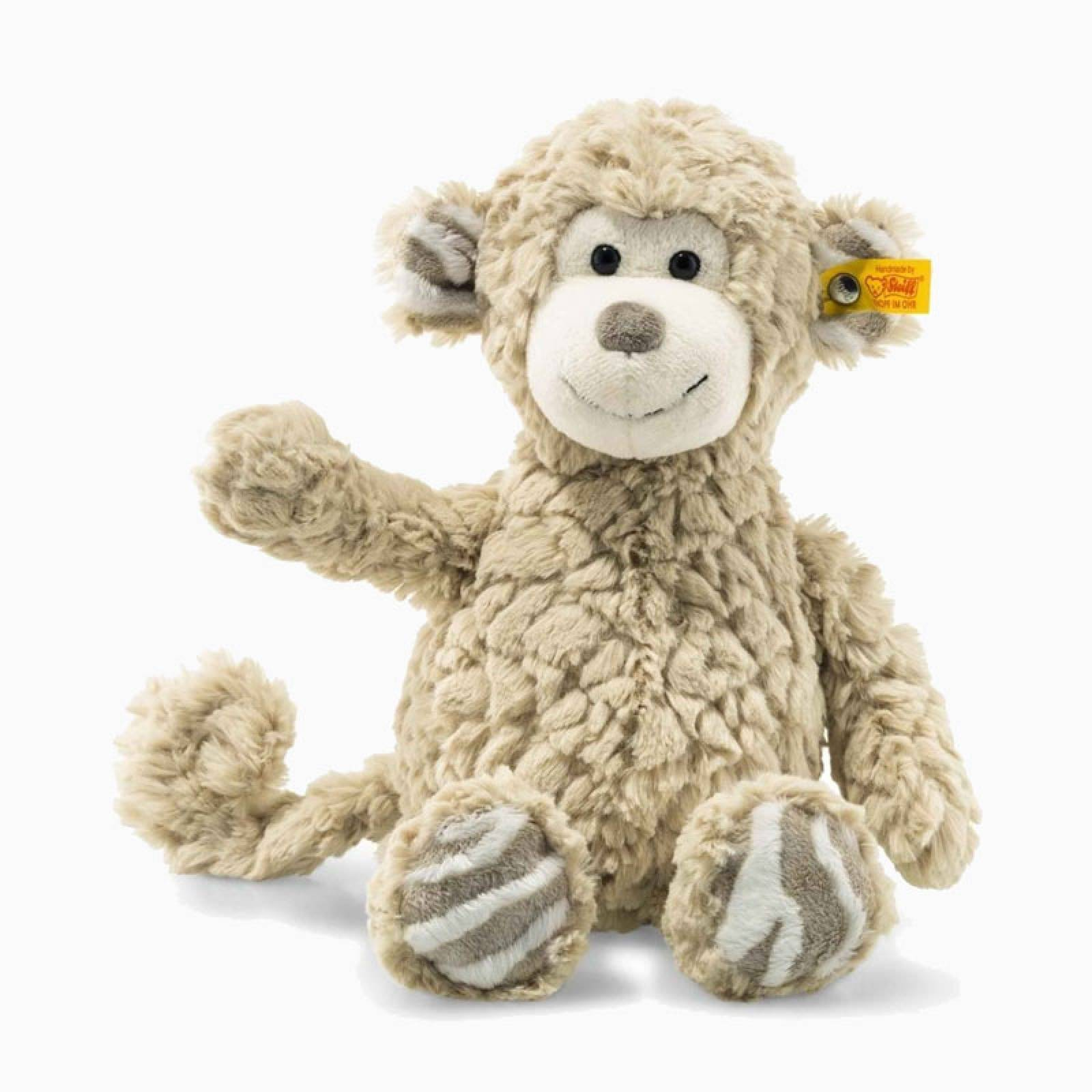 Soft Cuddly Friends Bingo Monkey By Steiff 30cm