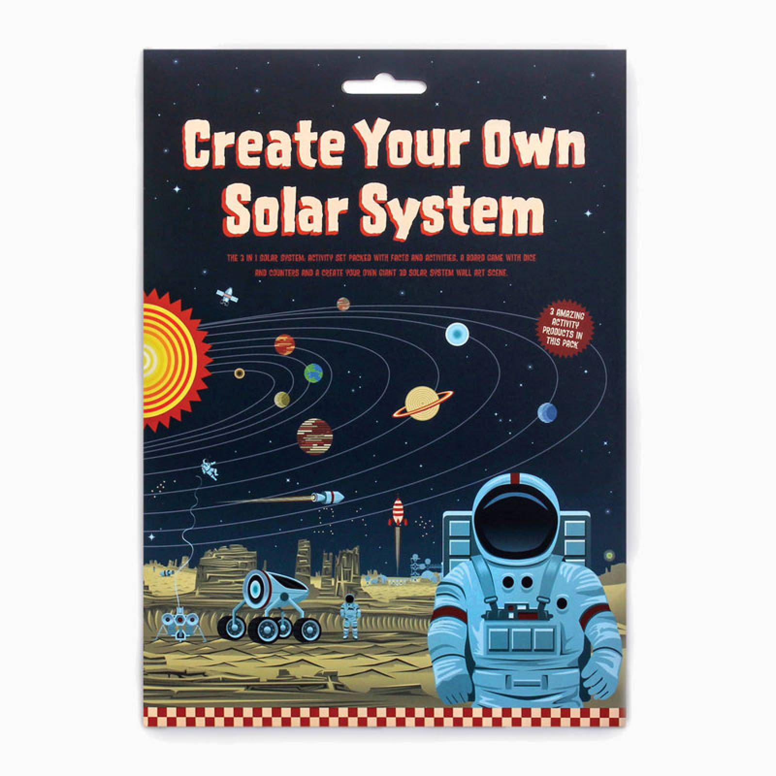 Create Your Own Solar System 7+ thumbnails