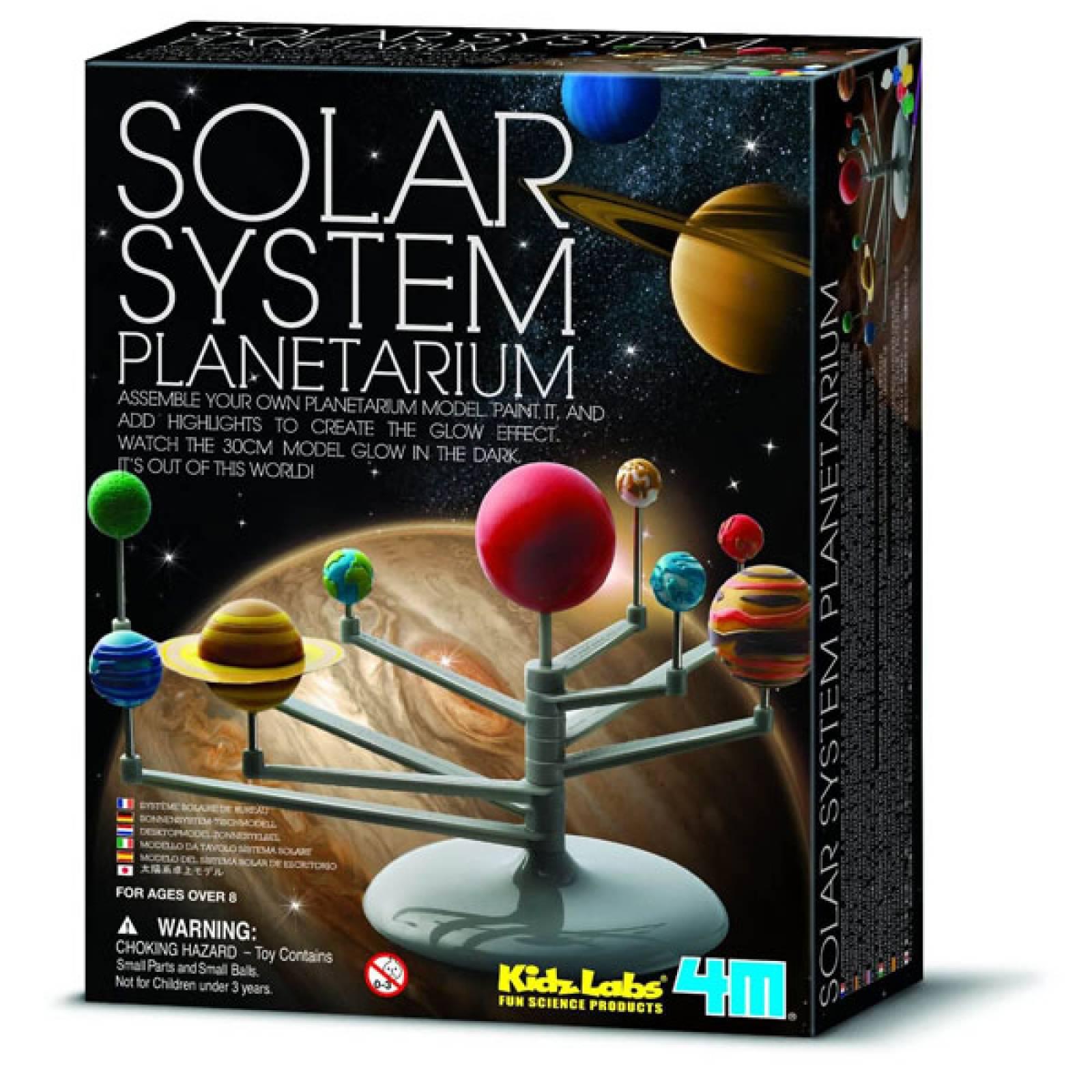 Solar System Planetarium - Science Kit 8+