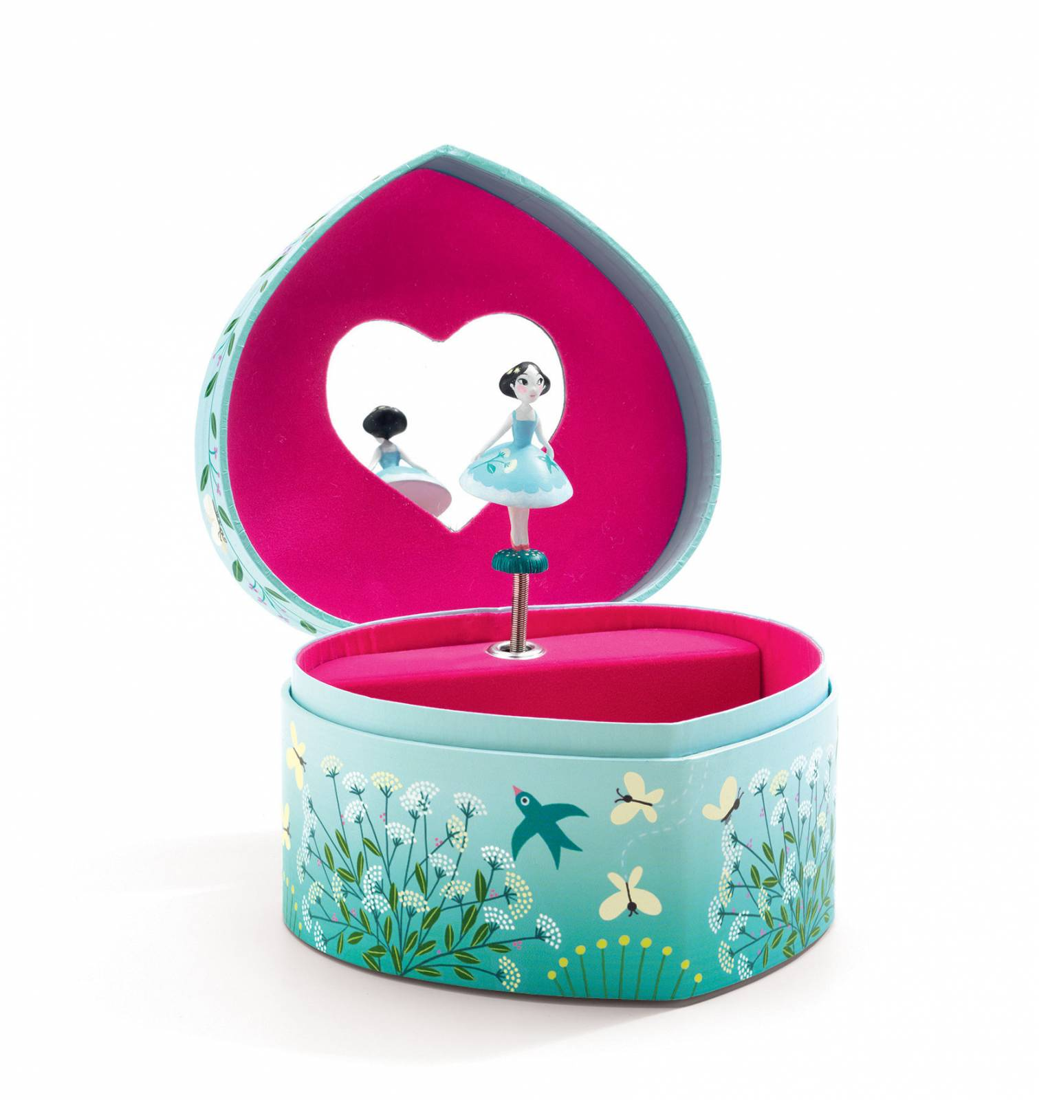 Budding Dancer Music Box By Djeco