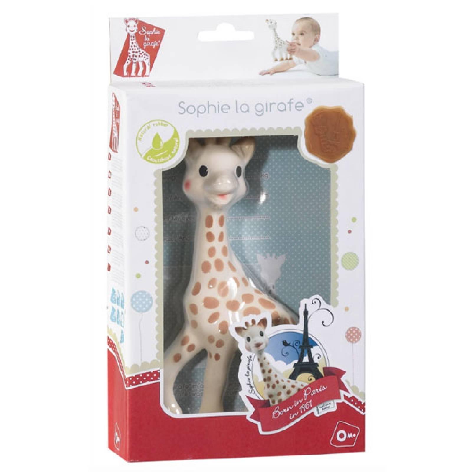 Sophie the Giraffe/ Sophie la Girafe Baby Squeaker Teething Toy thumbnails