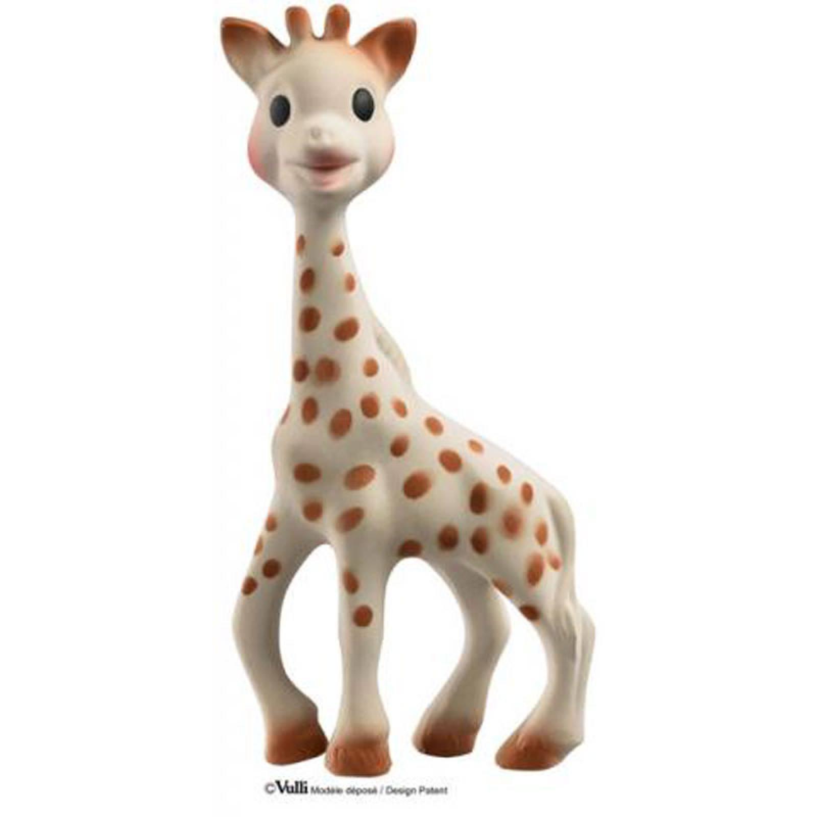 Sophie the Giraffe/ Sophie la Girafe Baby Squeaker Teething Toy