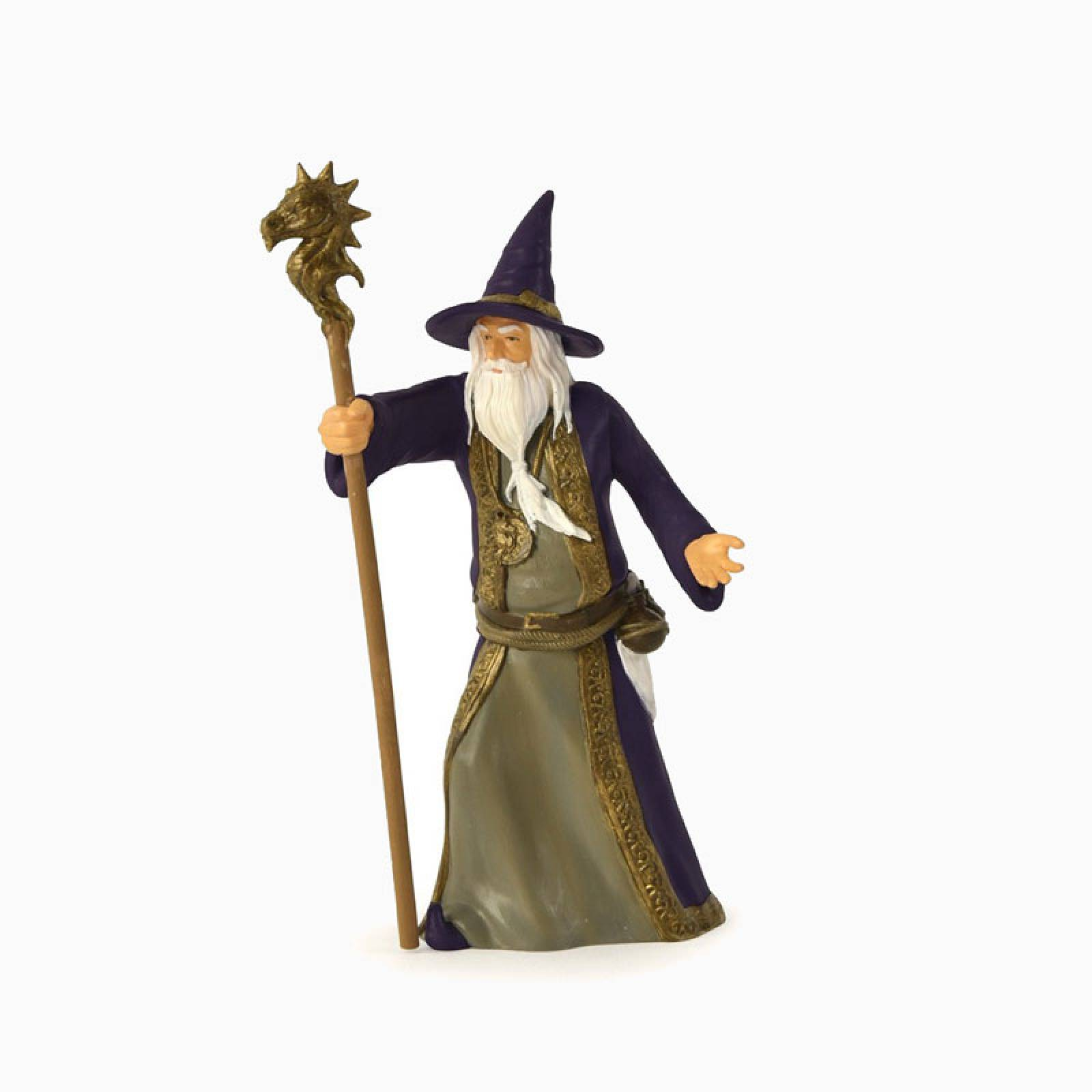 Sorcerer Magician - Papo Fantasy Figure