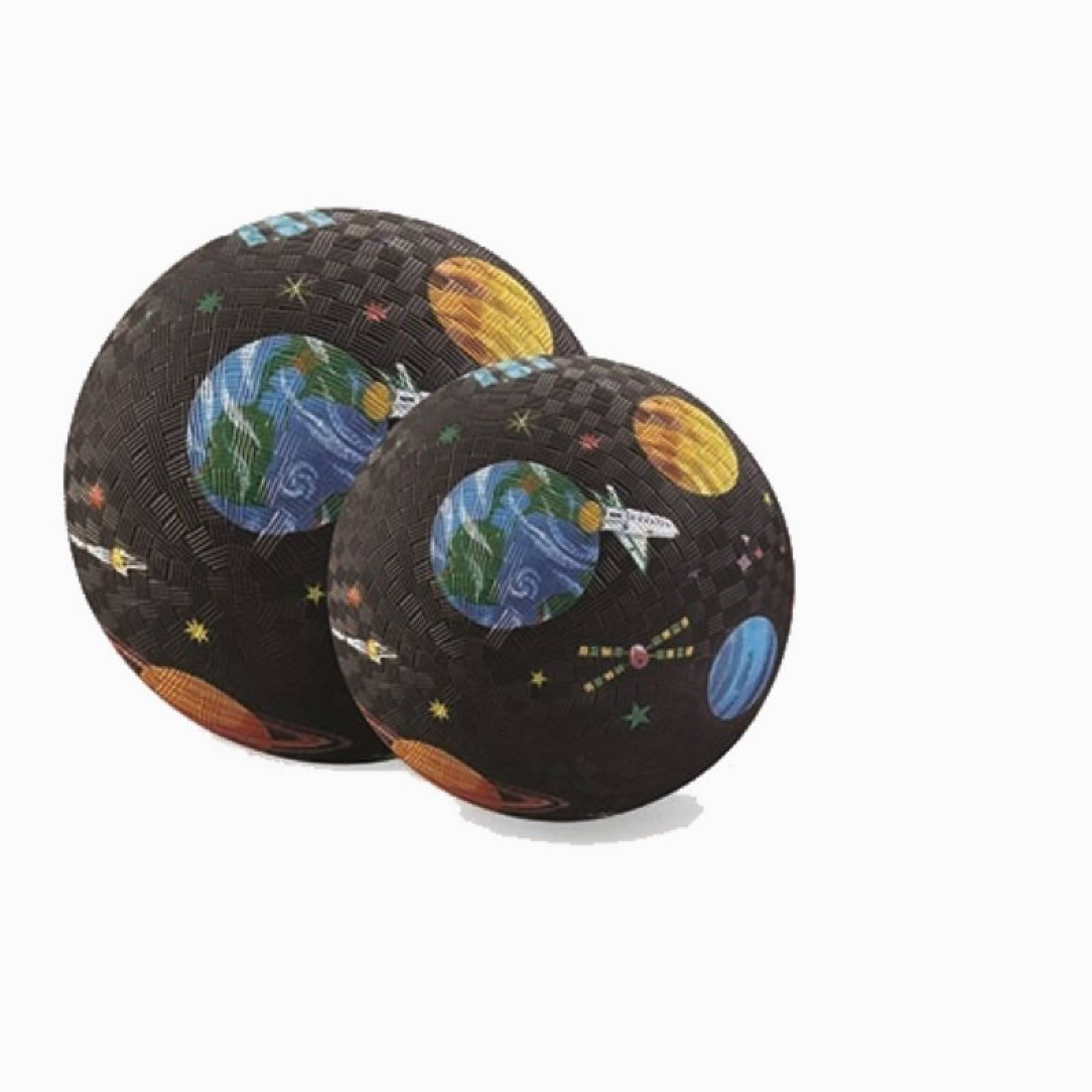Space Exploration - Small Rubber Picture Ball 13cm