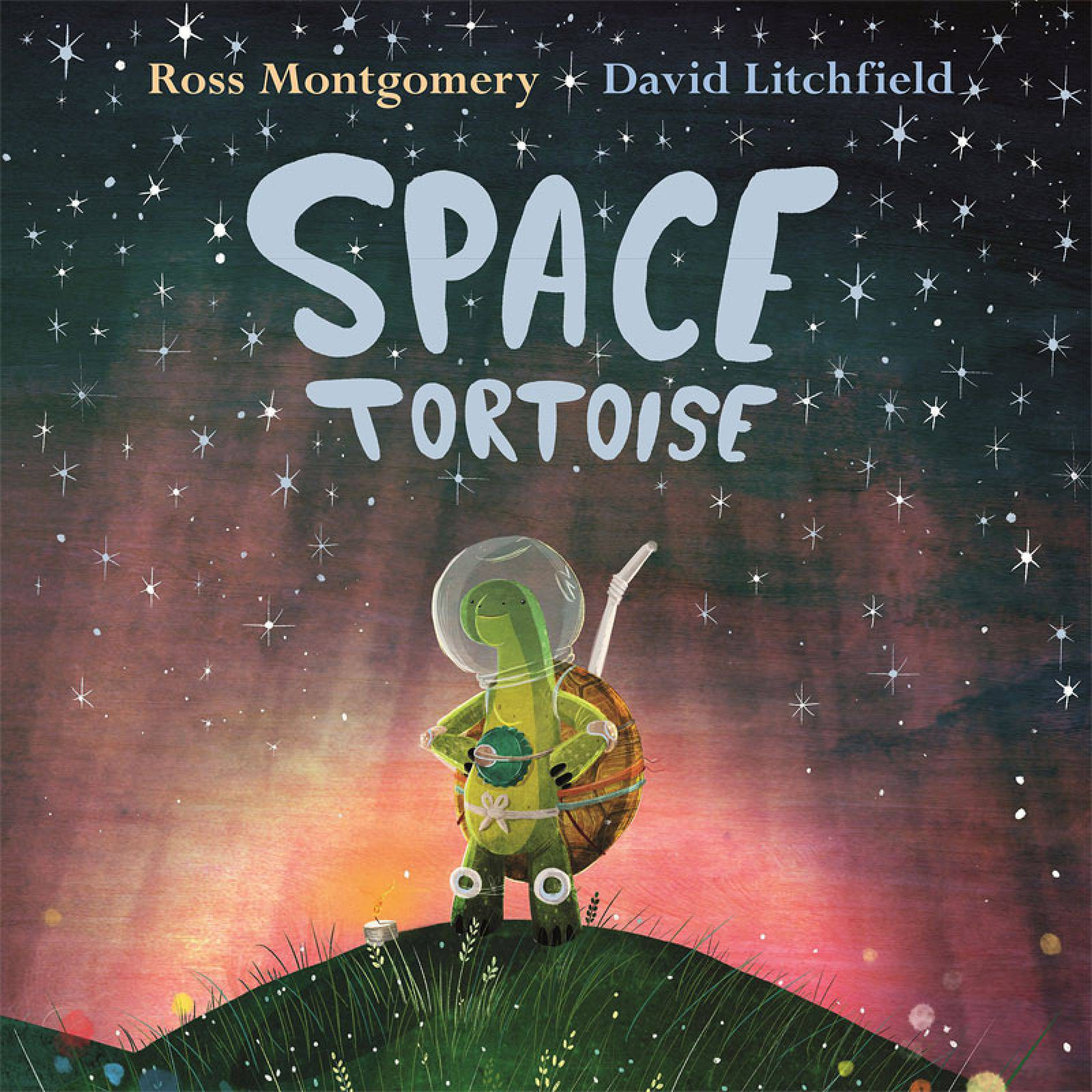 Space Tortoise - Paperback Book