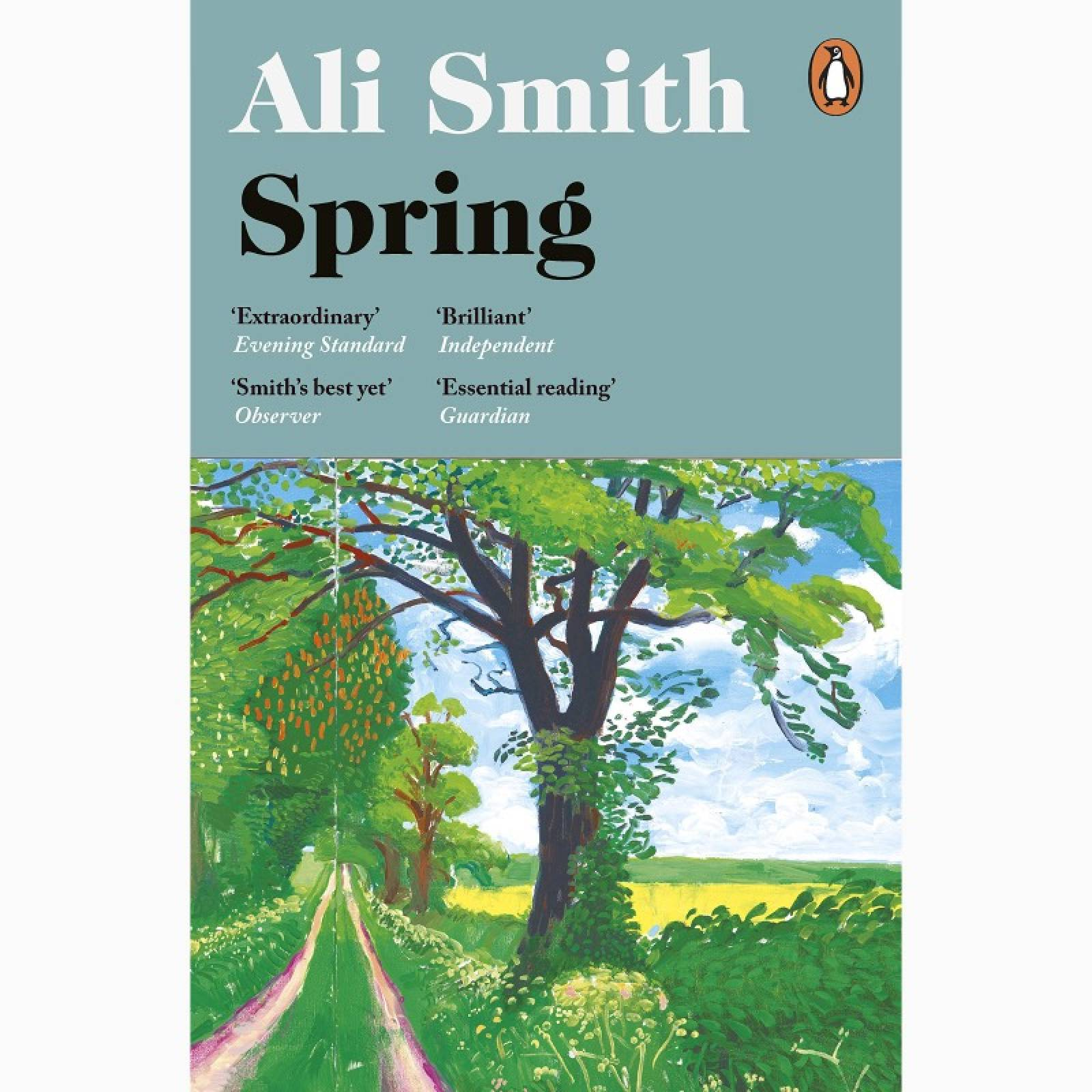 Spring By Ali Smith - Paperback Book