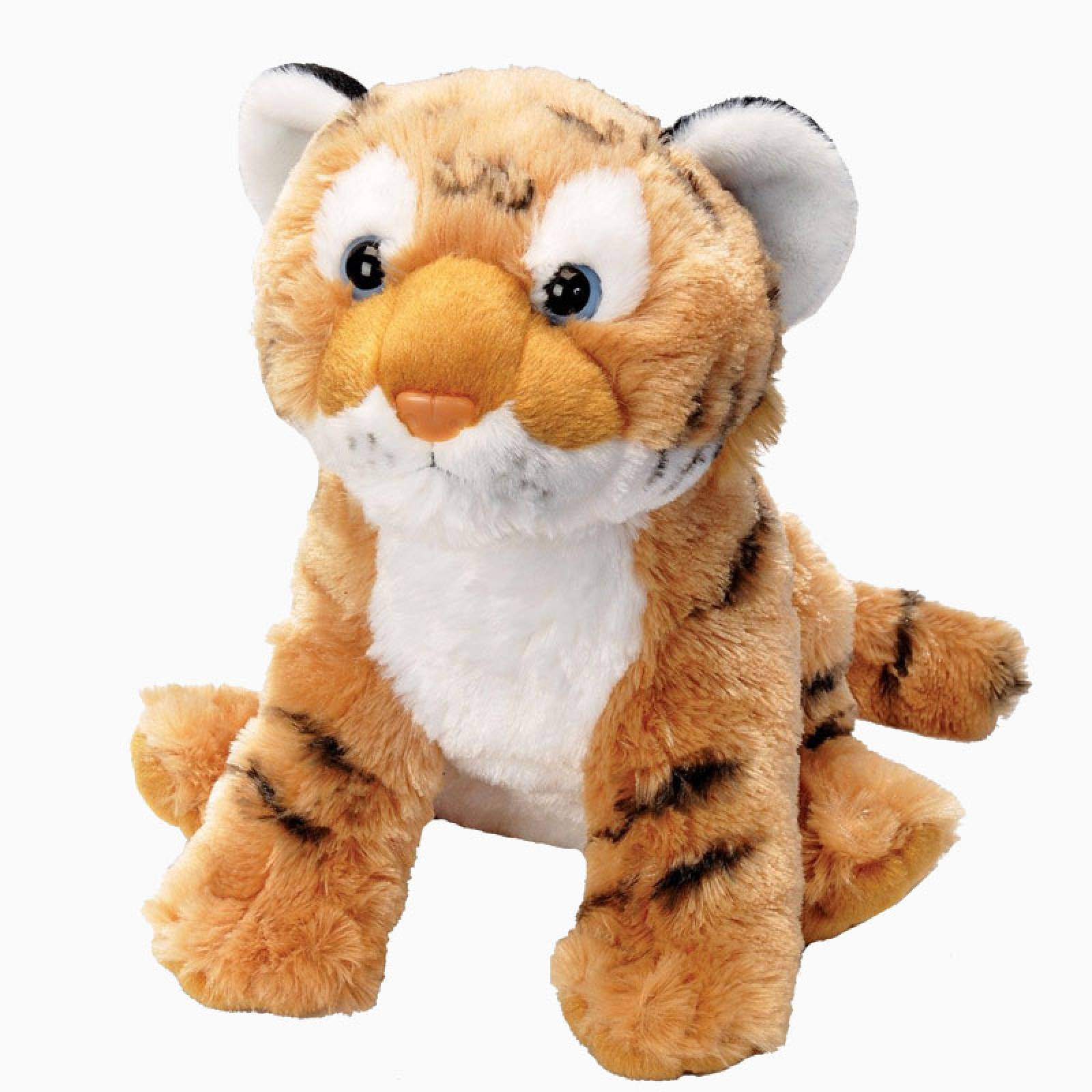Standing Tiger Cub Soft Toy 0+