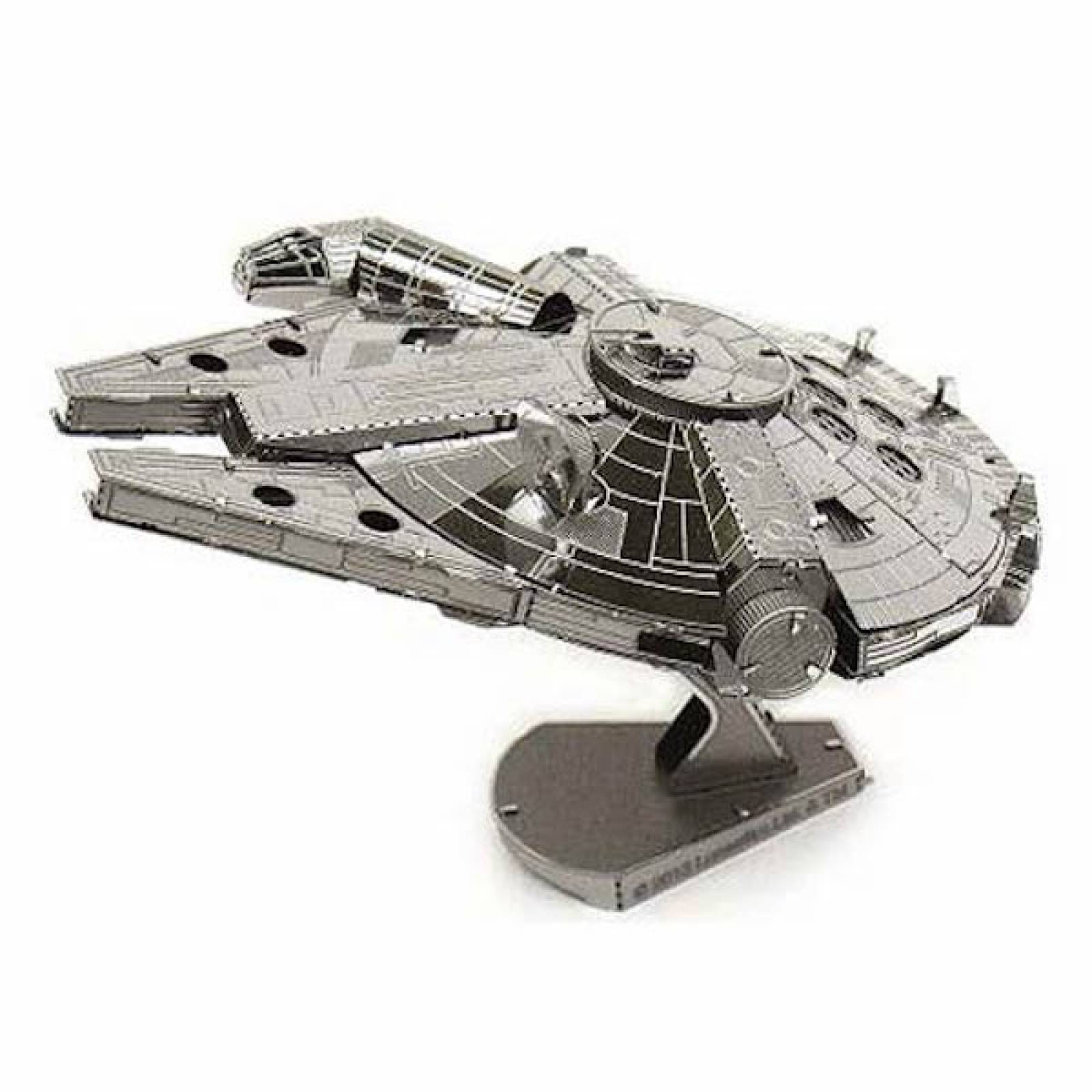 Millenium Falcon - Star Wars Metal Earth 3D Model Kit