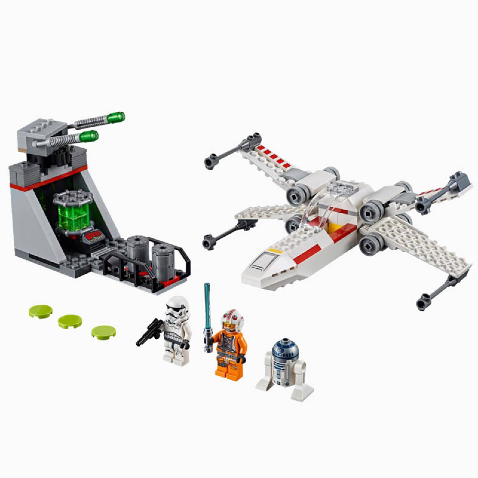 LEGO Star Wars X-Wing Starfighter Trench Run 75235 thumbnails