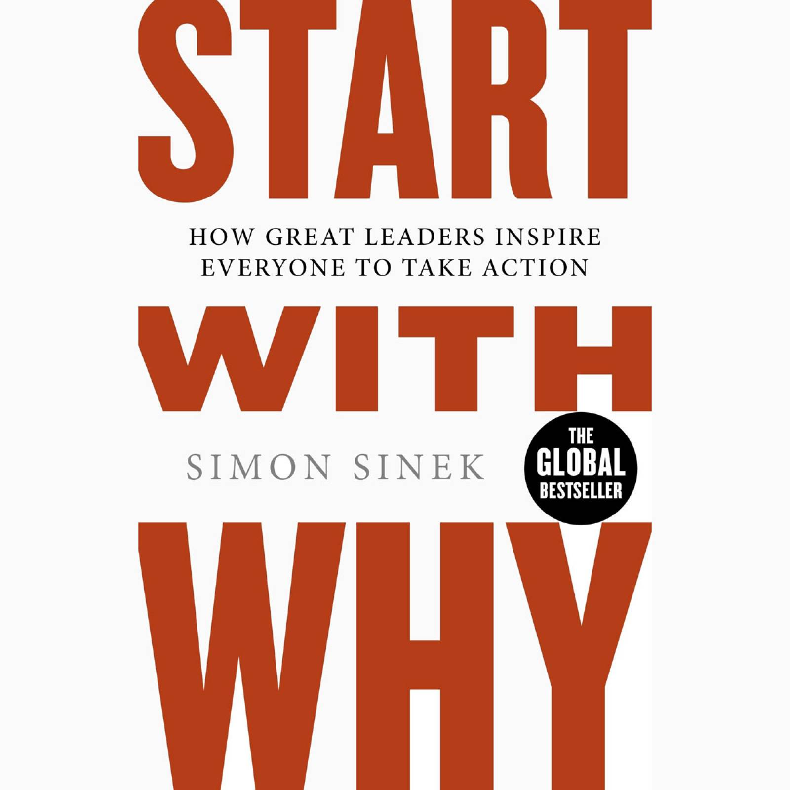 Start With Why - Paperback Book