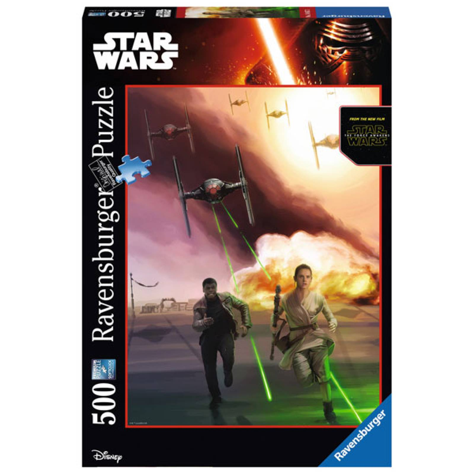 Star Wars The Force Awakens Jigsaw Puzzle 500pc