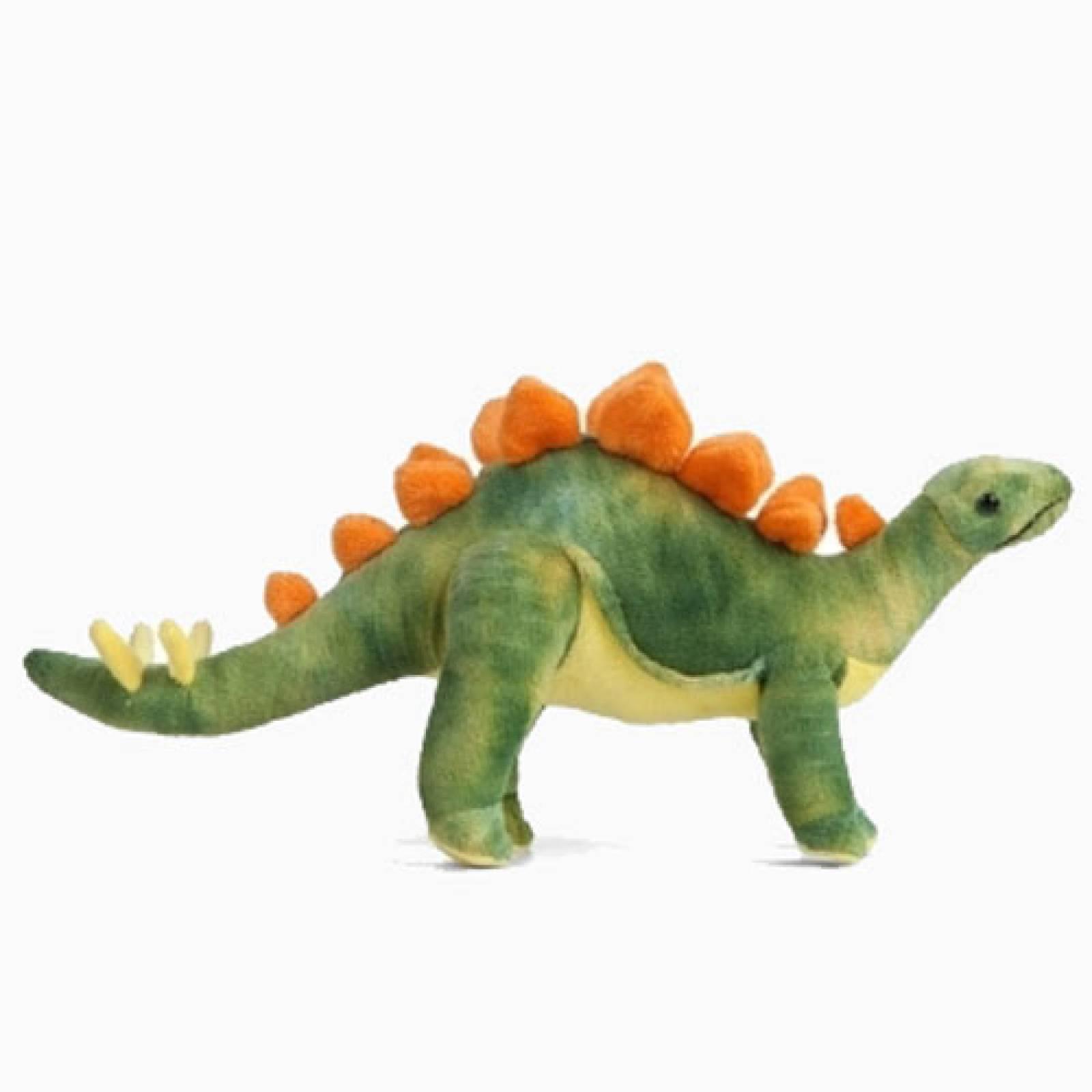 Stegosaurus Dinosaur Soft Toy 0+