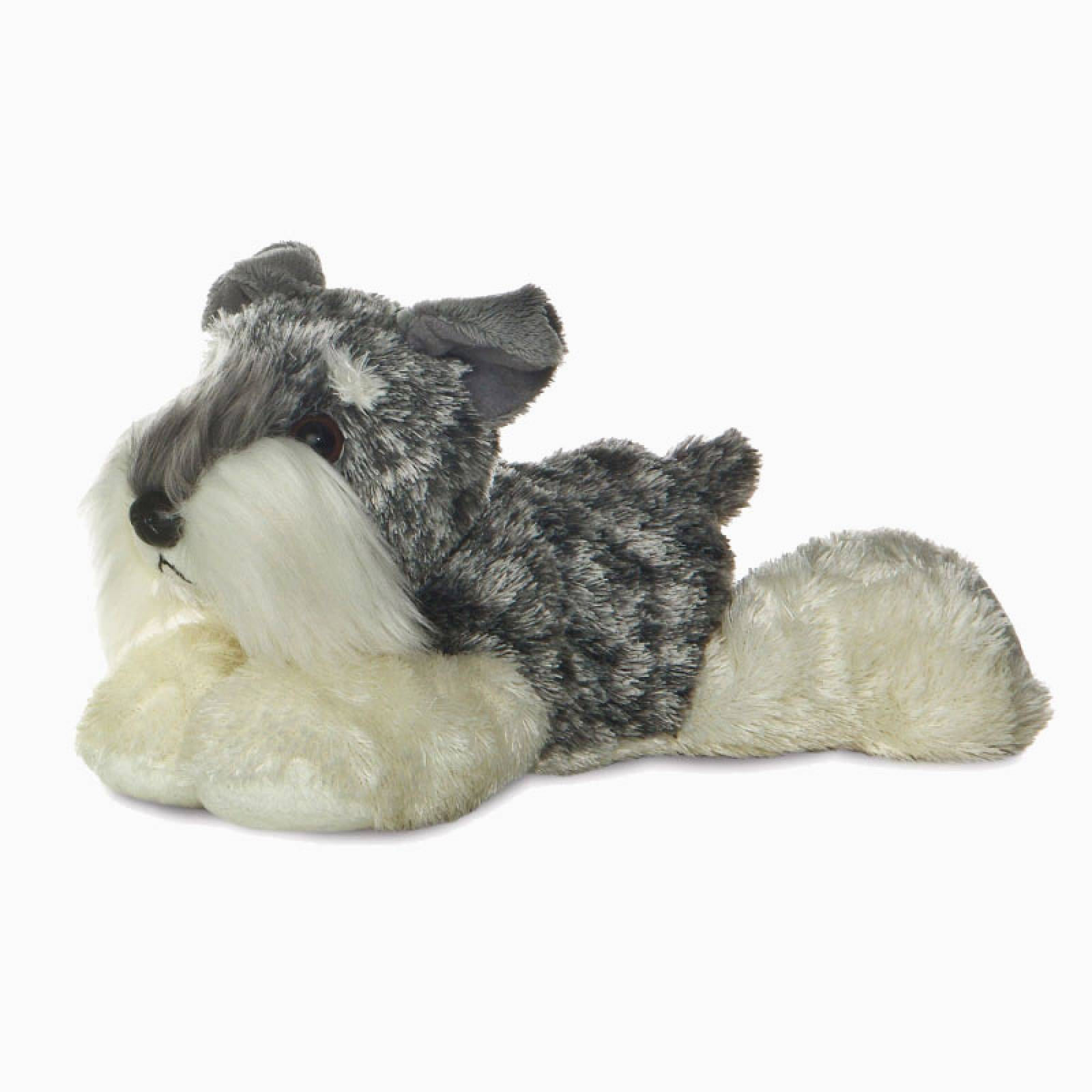 Stein Schnauzer Dog Mini Soft Toy 0+
