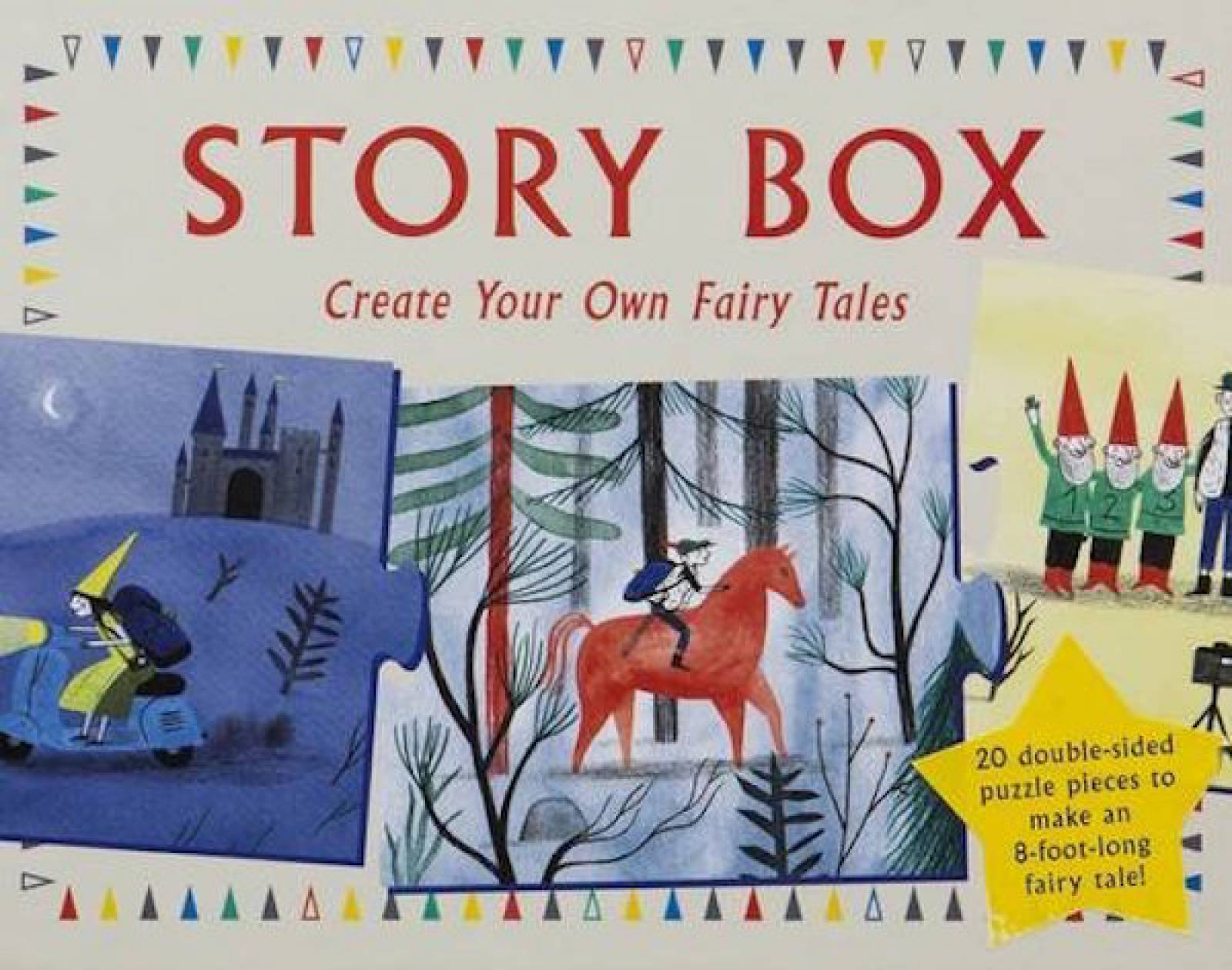 Story Box - Create Your Own Fairy Tales 3+