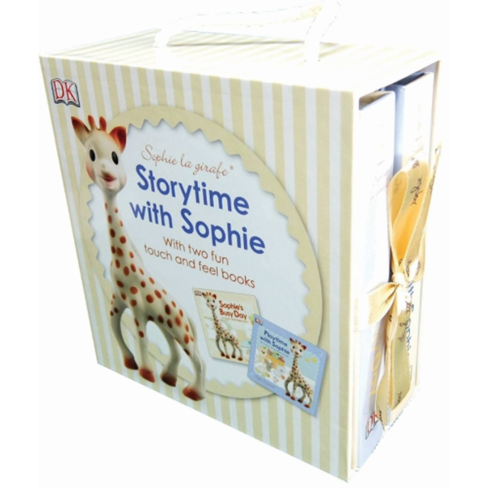Storytime Sophie Two Books In A Box - Sophie La Girafe