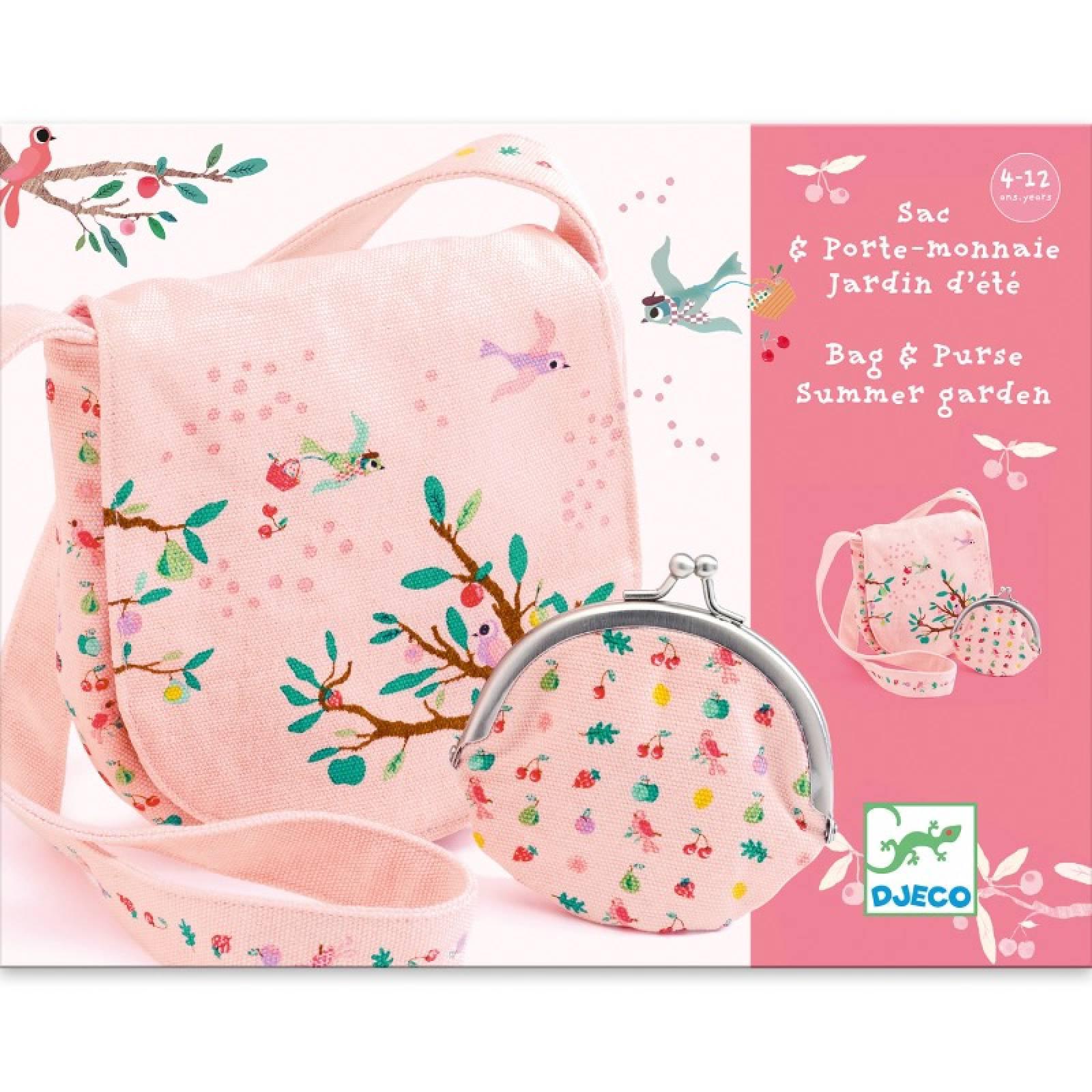 Summer Garden Bag And Purse Set Dress Up 4+ thumbnails