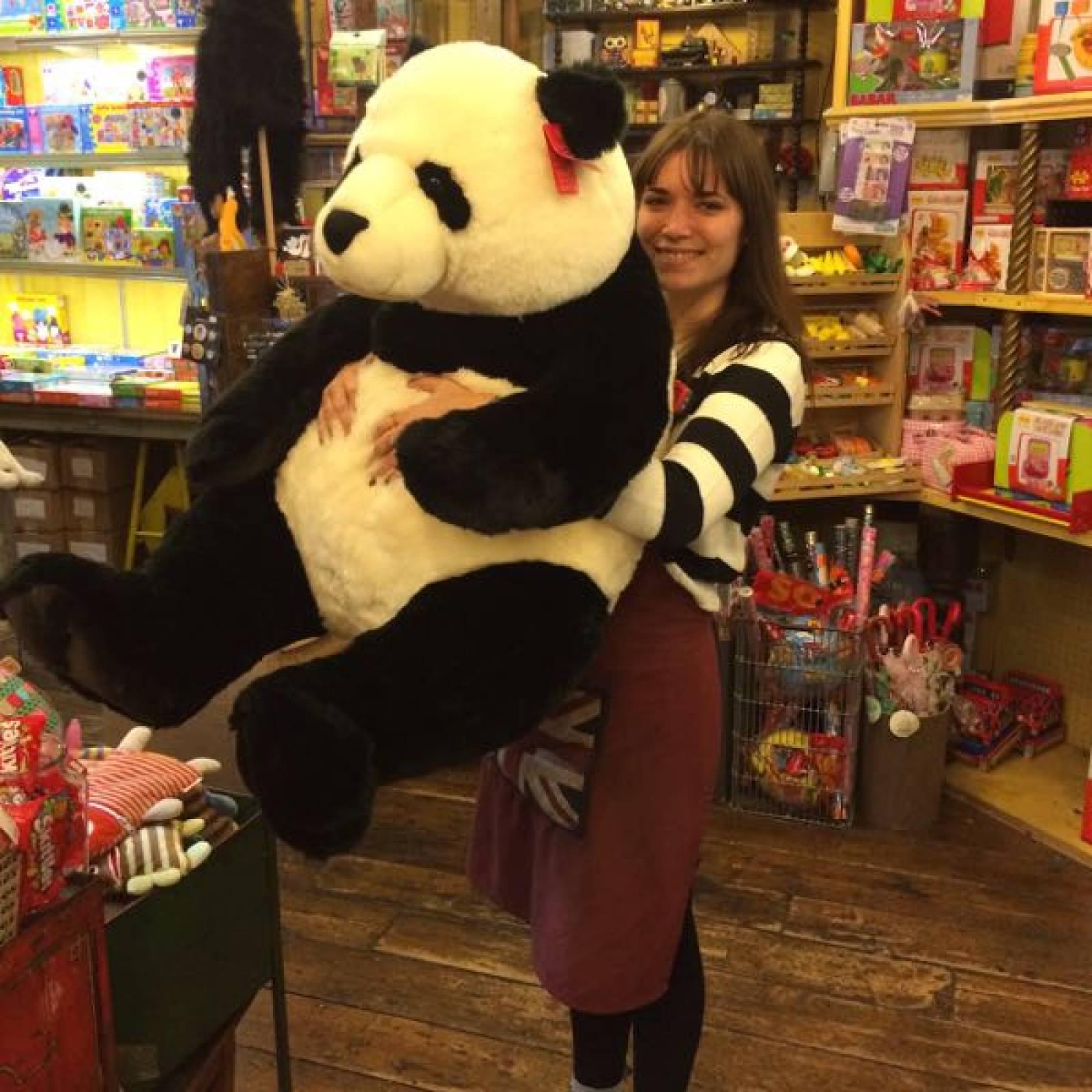Giant Panda Soft Toy 70cm