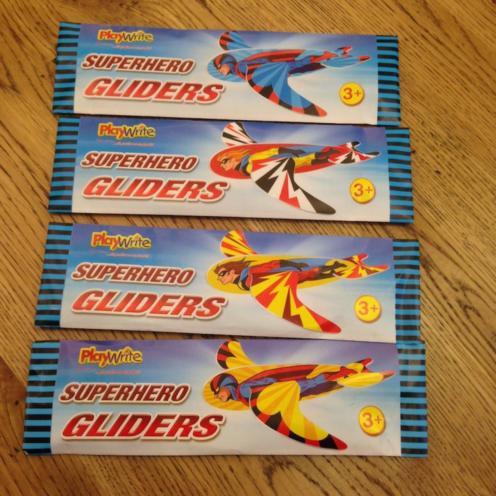 Superhero Glider 3yr+ thumbnails