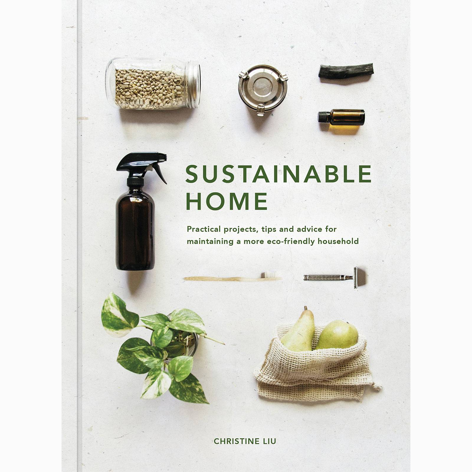 Sustainable Home - Hardback Book thumbnails