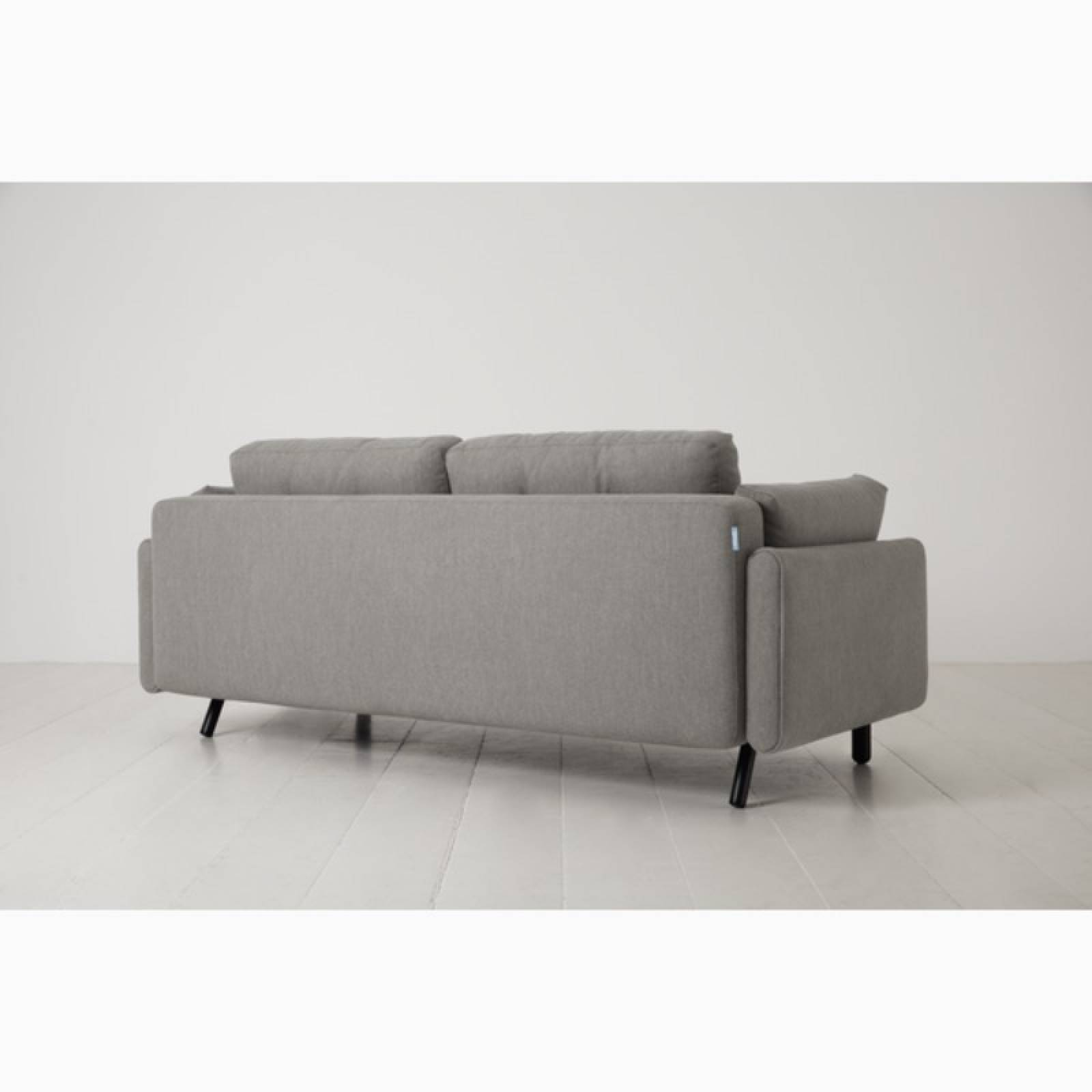 Swyft - Model 04 - 3 Seater Sofa Bed - Linen Shadow thumbnails
