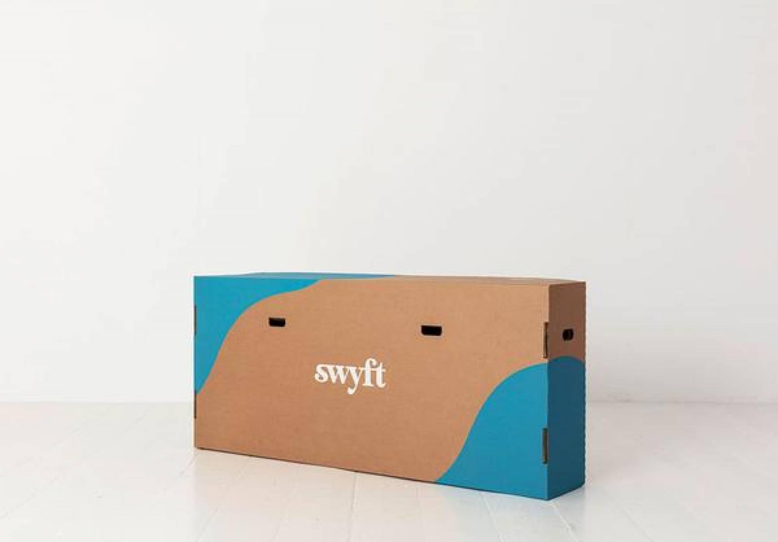 Swyft - Model 01 - Armchair - Velvet Teal thumbnails