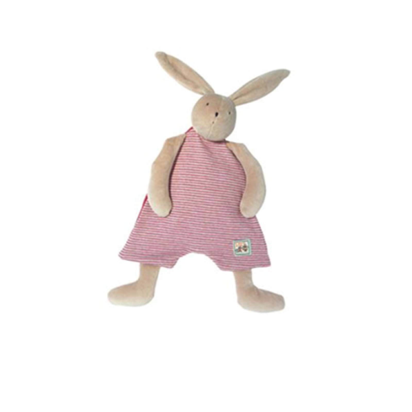 Sylvain Comforter Rabbit Moulin Roty Soft Toy 33cm