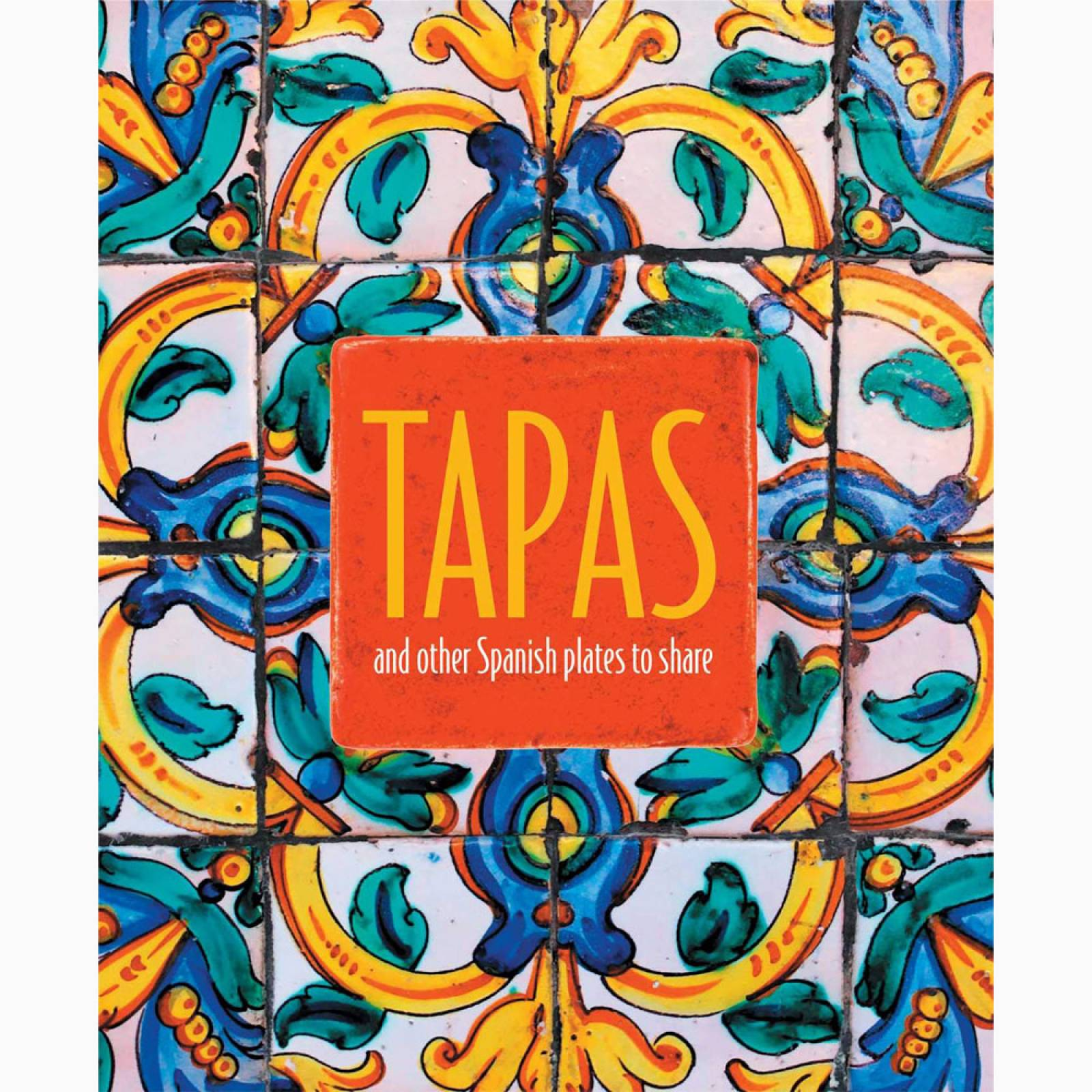 Tapas - Hardback Book