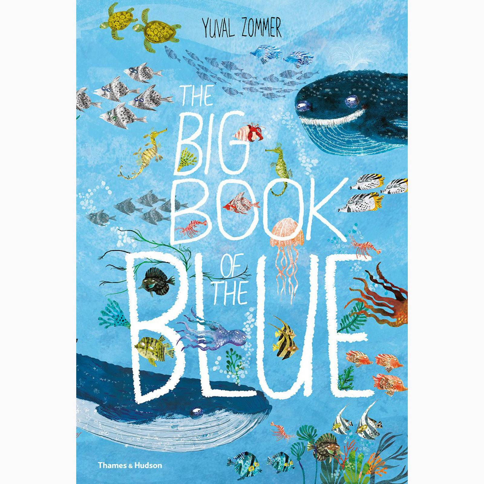 The Big Book Of The Blue - Hardback Book