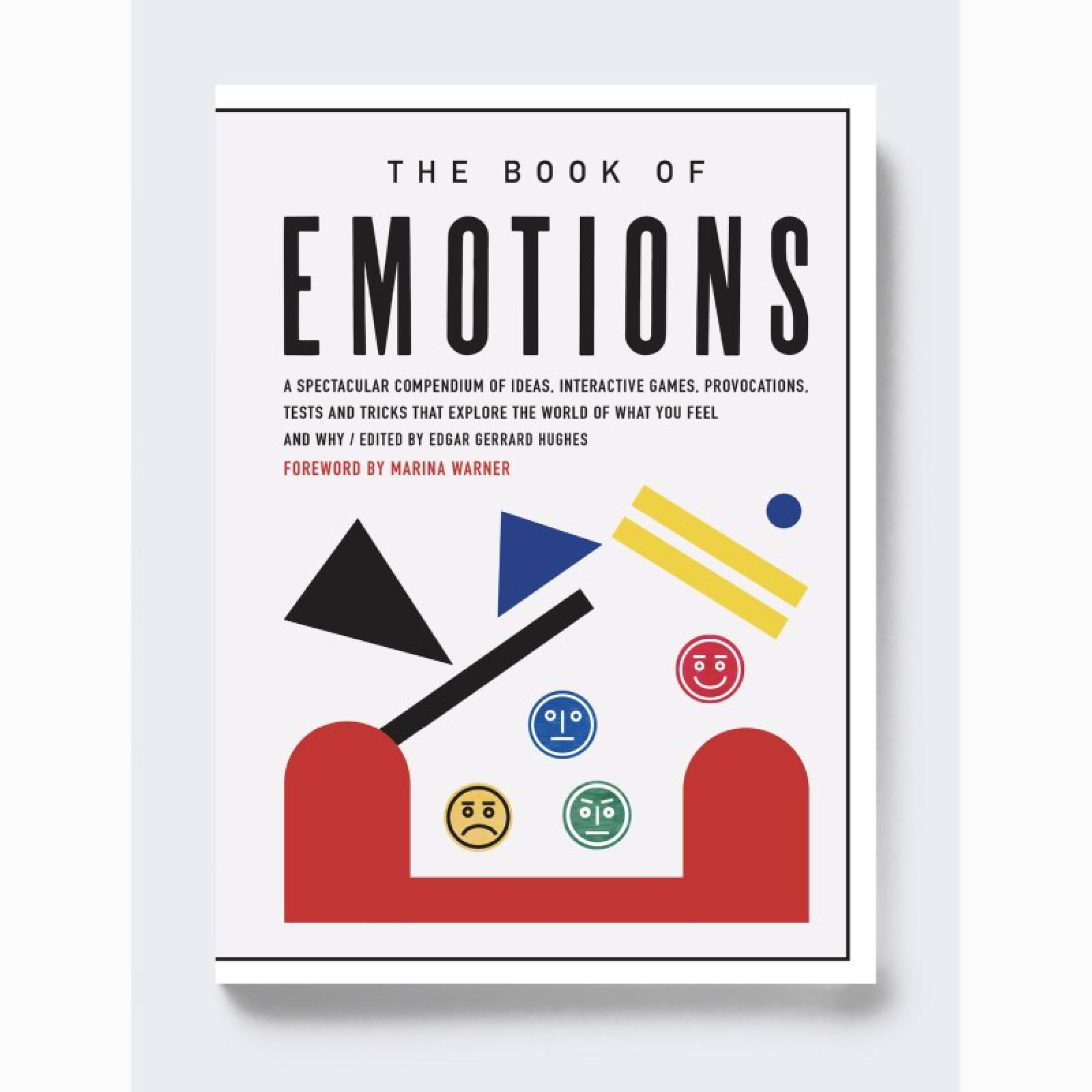 The Book Of Emotions By Redstone Press